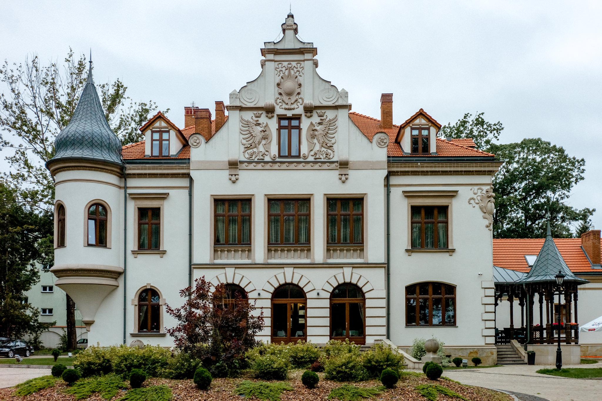 Ślub w Bazylice Basi i Piotra | Pałac Polanka 1