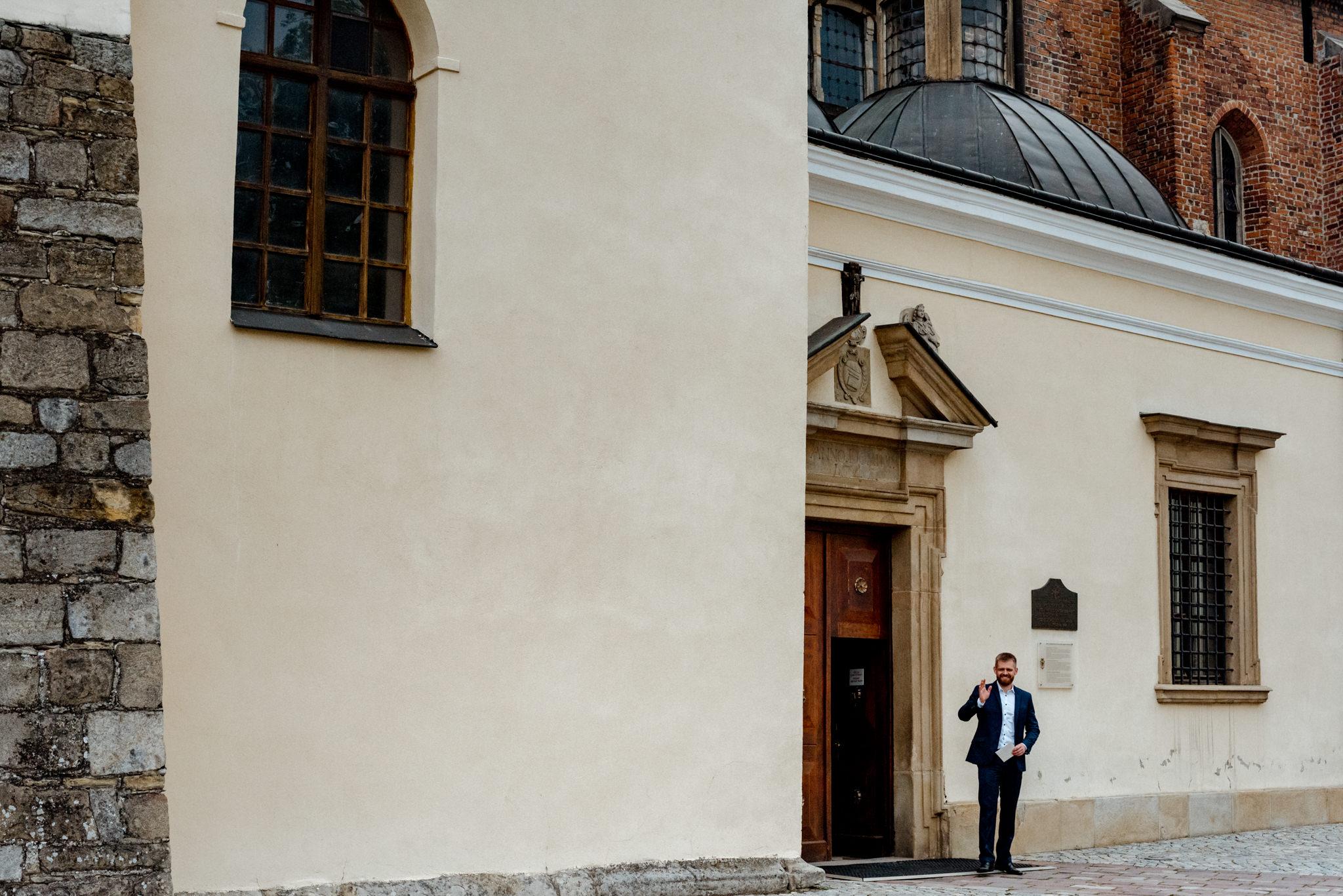 Ślub w Bazylice Basi i Piotra | Pałac Polanka 9