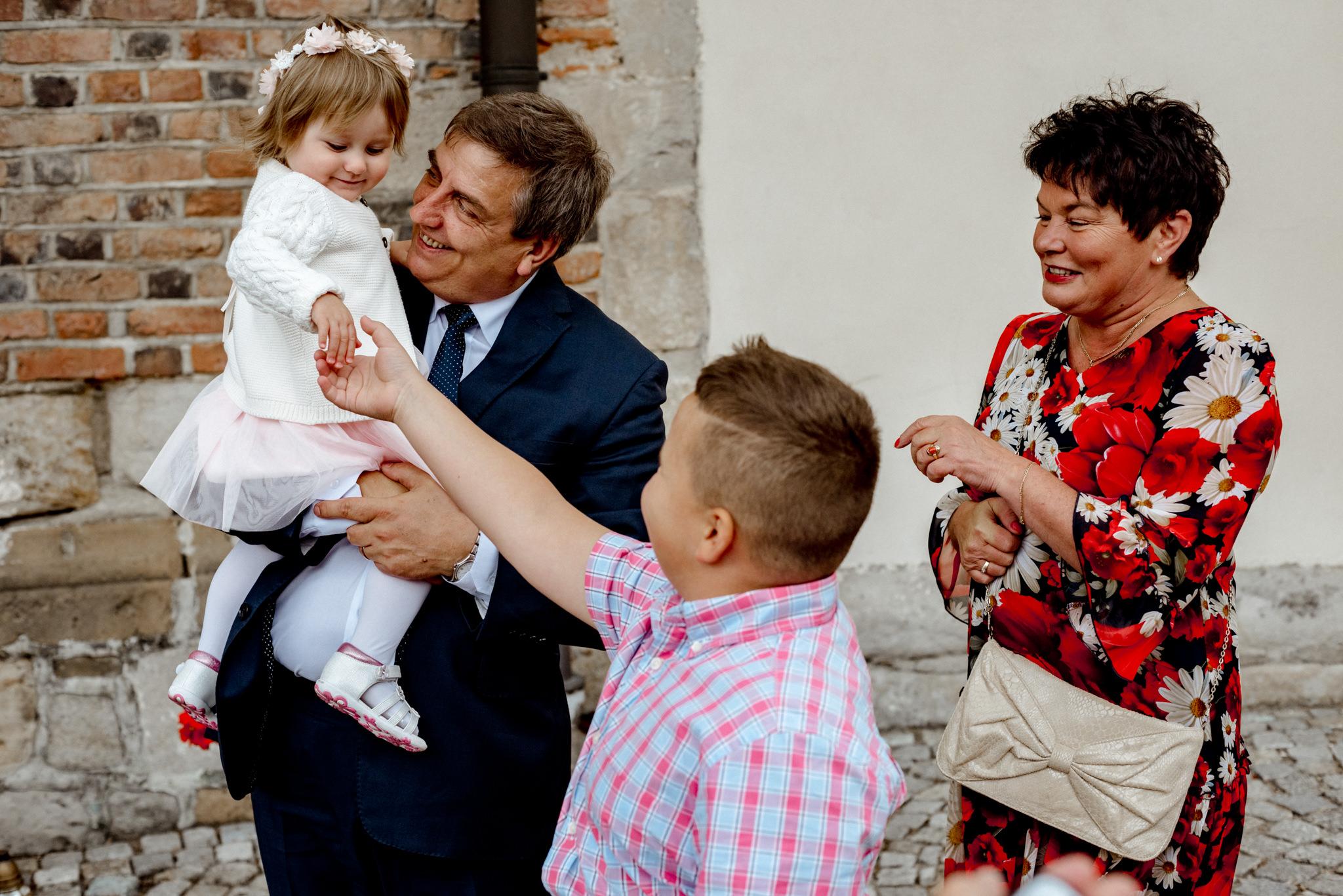 Ślub w Bazylice Basi i Piotra | Pałac Polanka 10