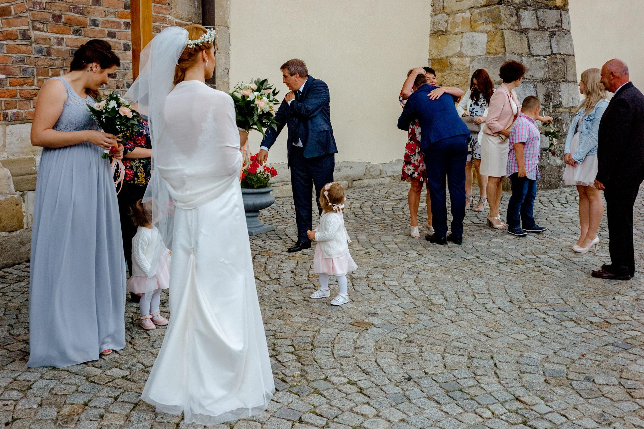 Ślub w Bazylice Basi i Piotra | Pałac Polanka 12