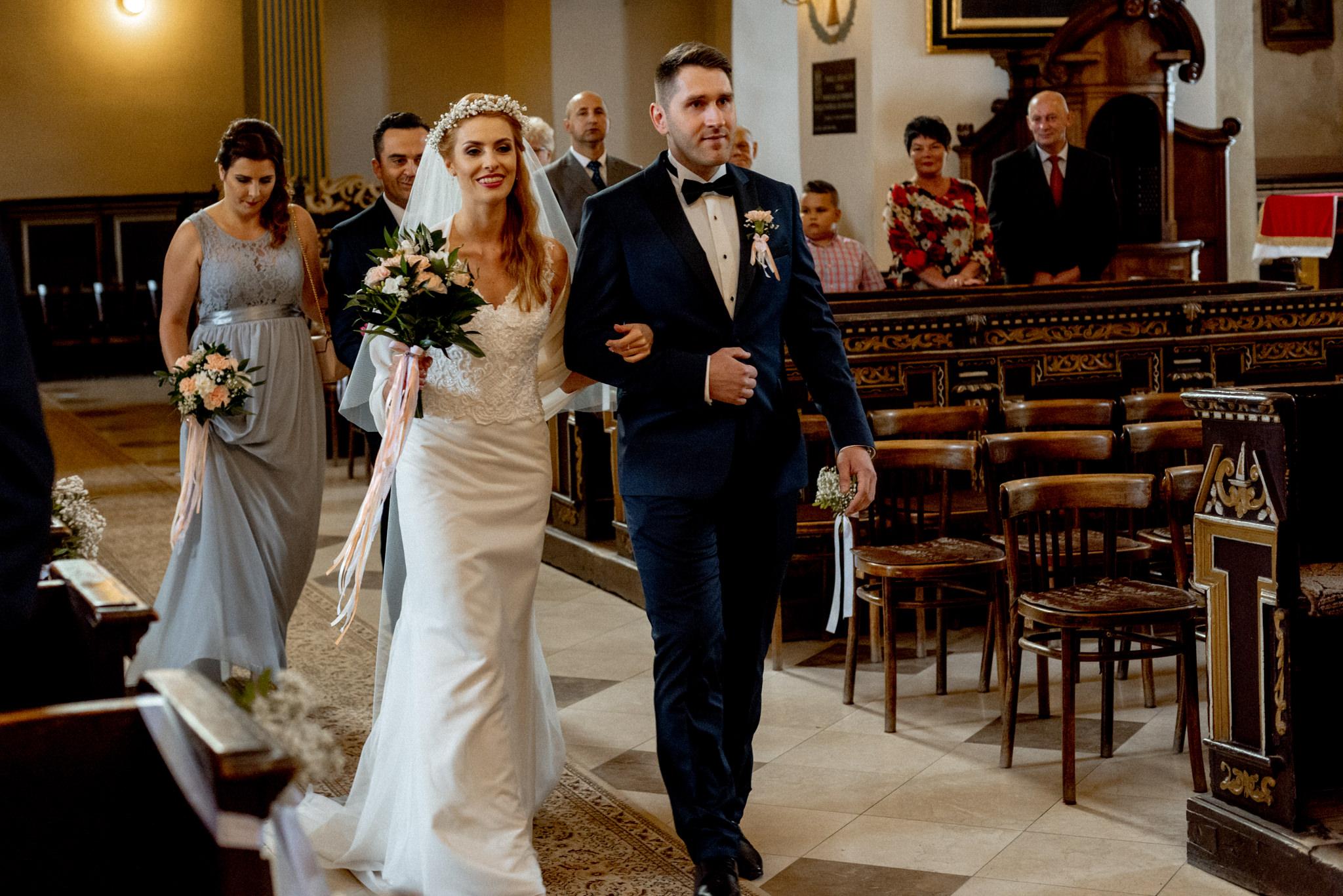 Ślub w Bazylice Basi i Piotra | Pałac Polanka 15