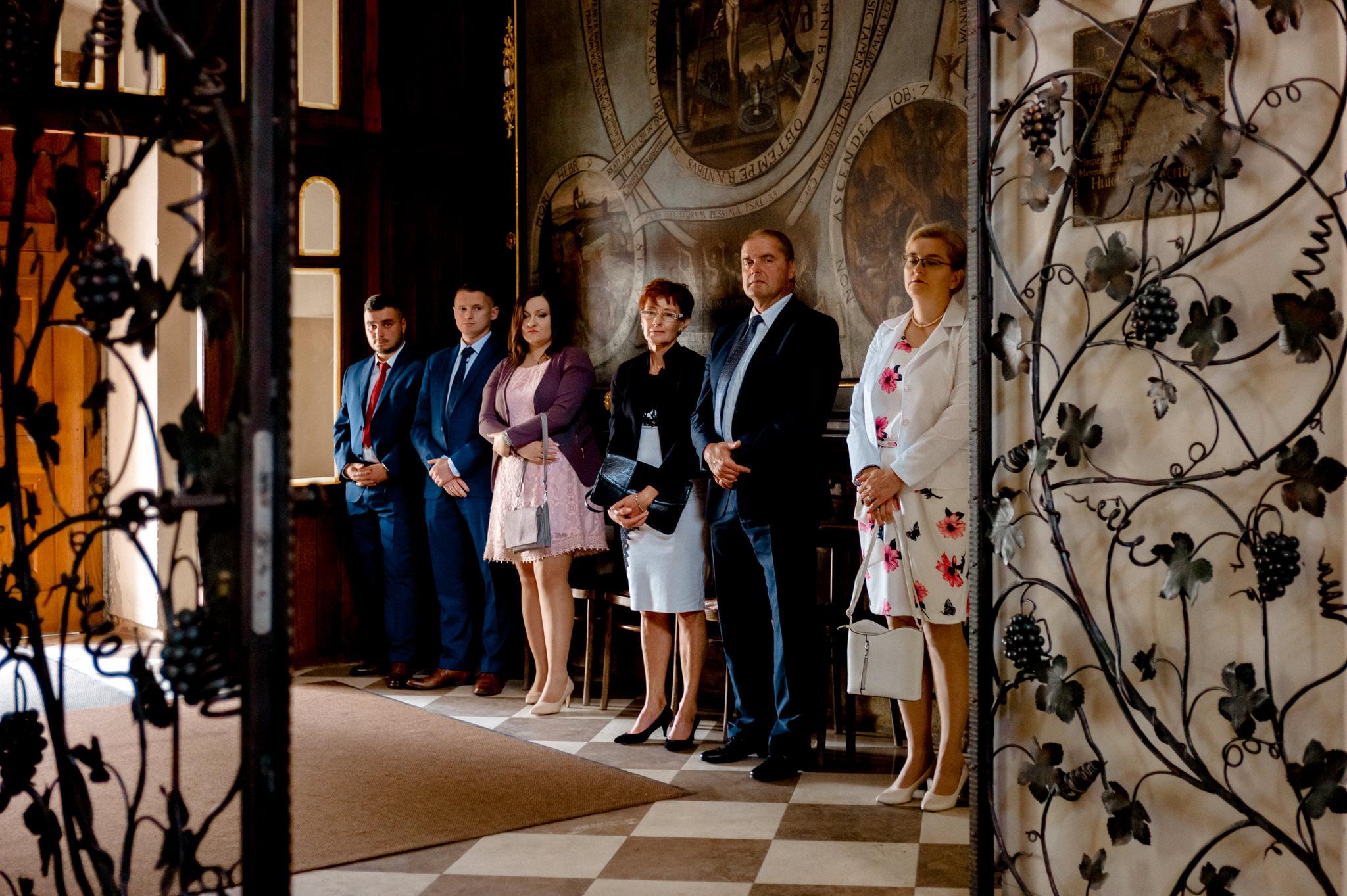 Ślub w Bazylice Basi i Piotra | Pałac Polanka 16