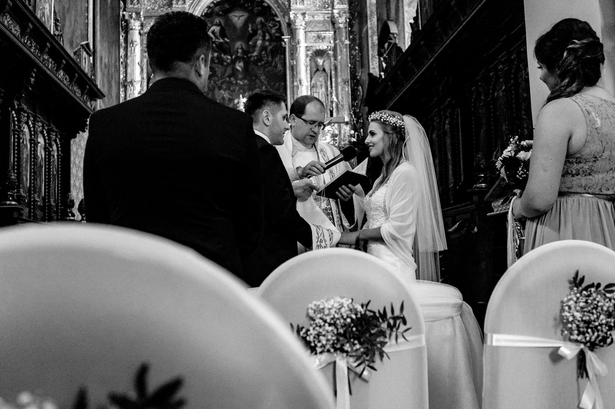 Ślub w Bazylice Basi i Piotra | Pałac Polanka 17