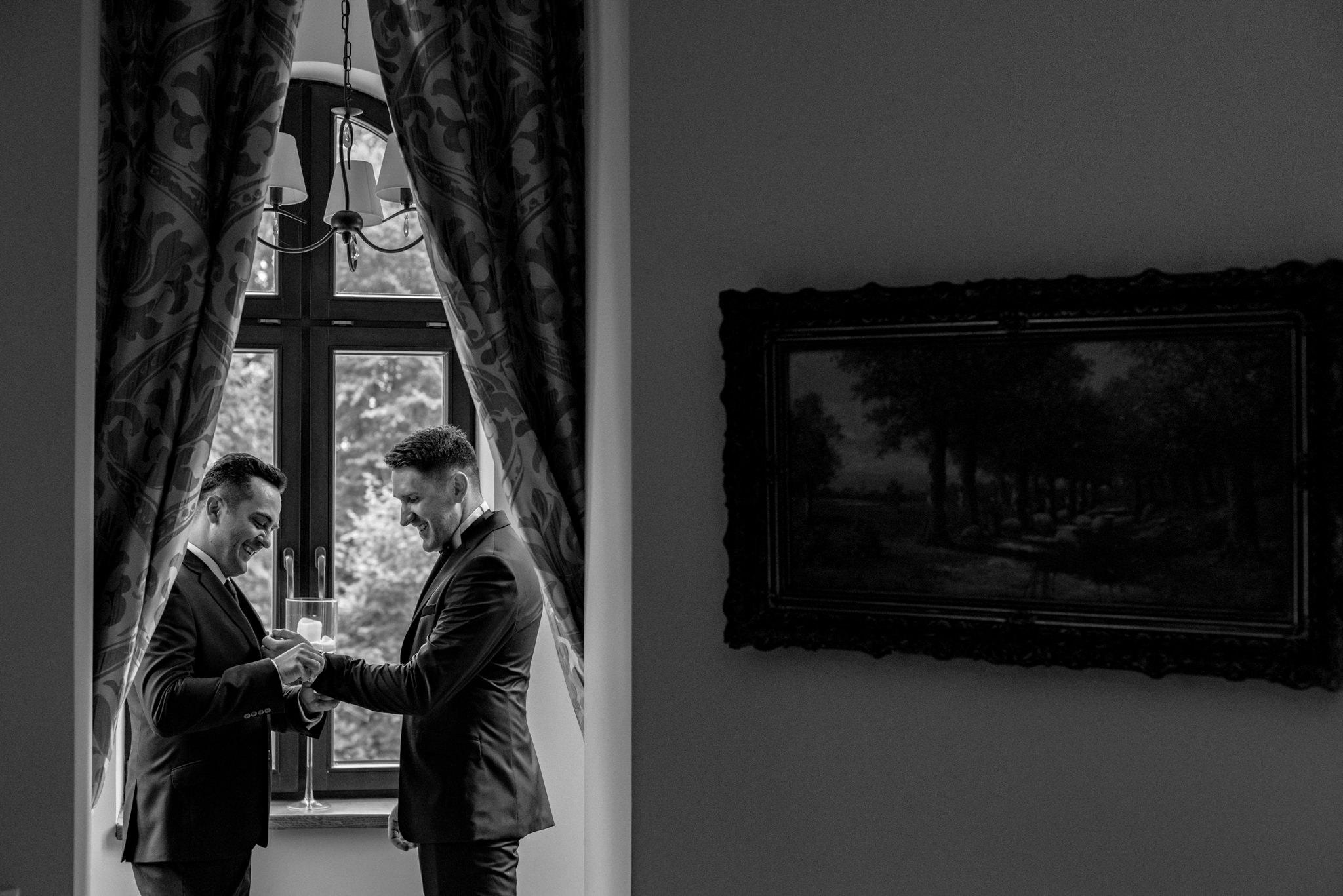 Ślub w Bazylice Basi i Piotra | Pałac Polanka 2
