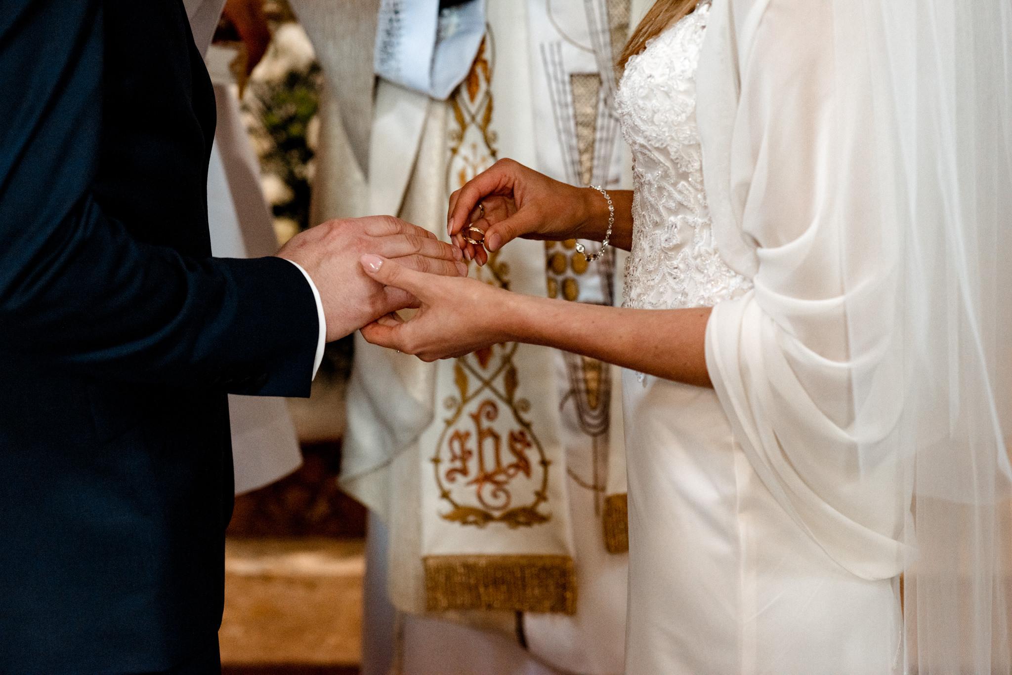 Ślub w Bazylice Basi i Piotra | Pałac Polanka 18