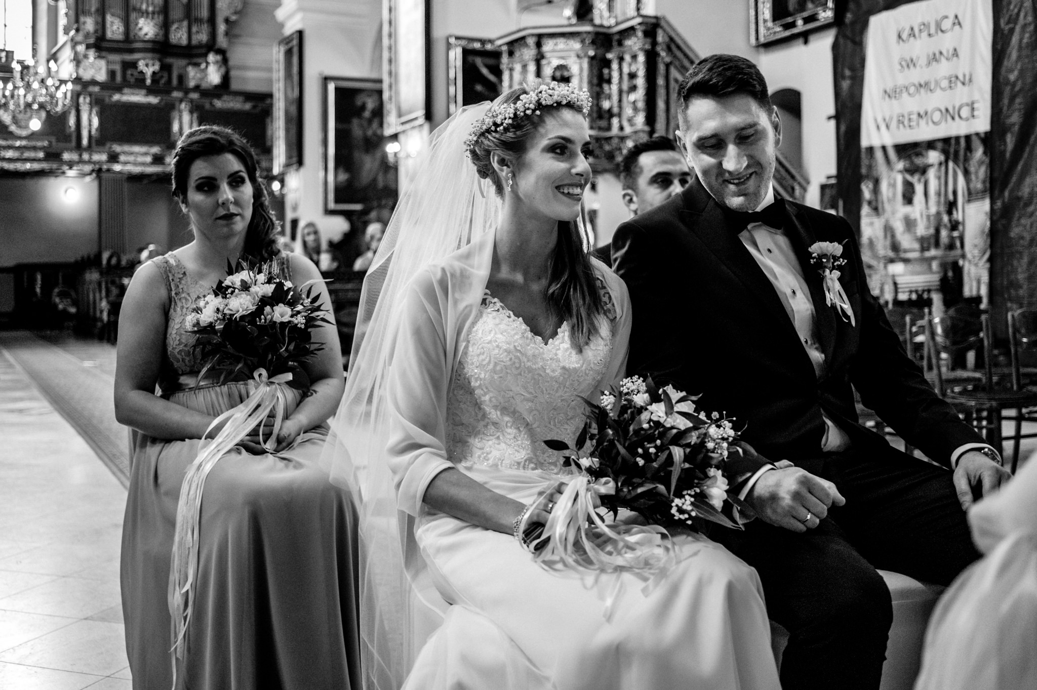 Ślub w Bazylice Basi i Piotra | Pałac Polanka 20