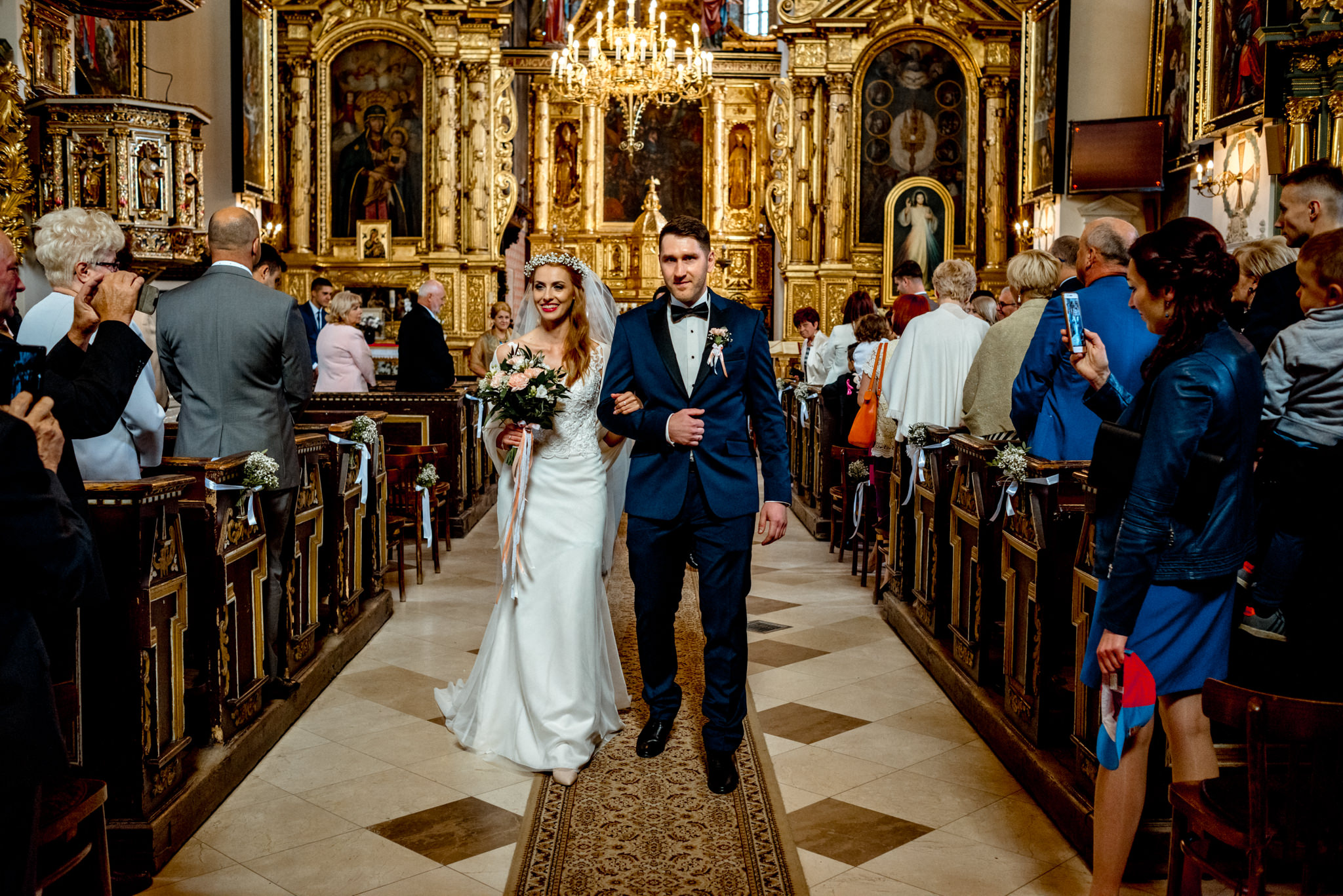 Ślub w Bazylice Basi i Piotra | Pałac Polanka 21