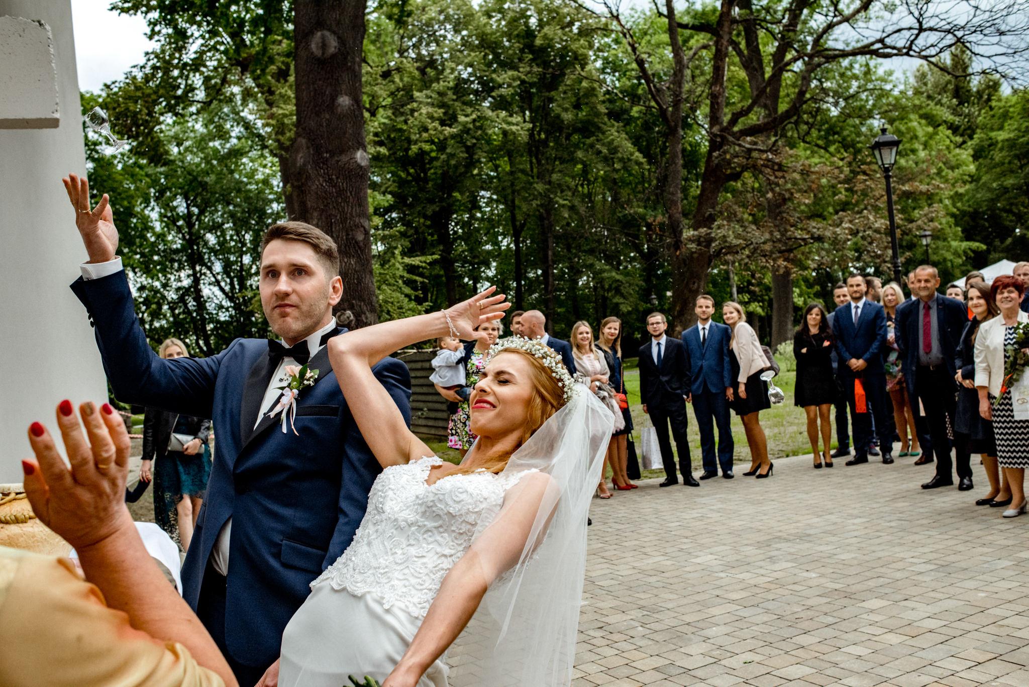 Ślub w Bazylice Basi i Piotra | Pałac Polanka 24