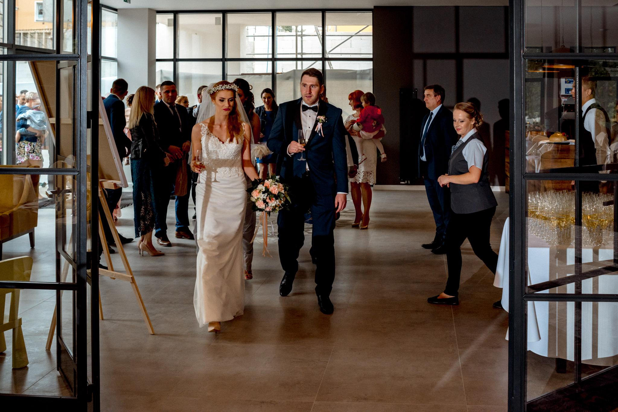 Ślub w Bazylice Basi i Piotra | Pałac Polanka 25