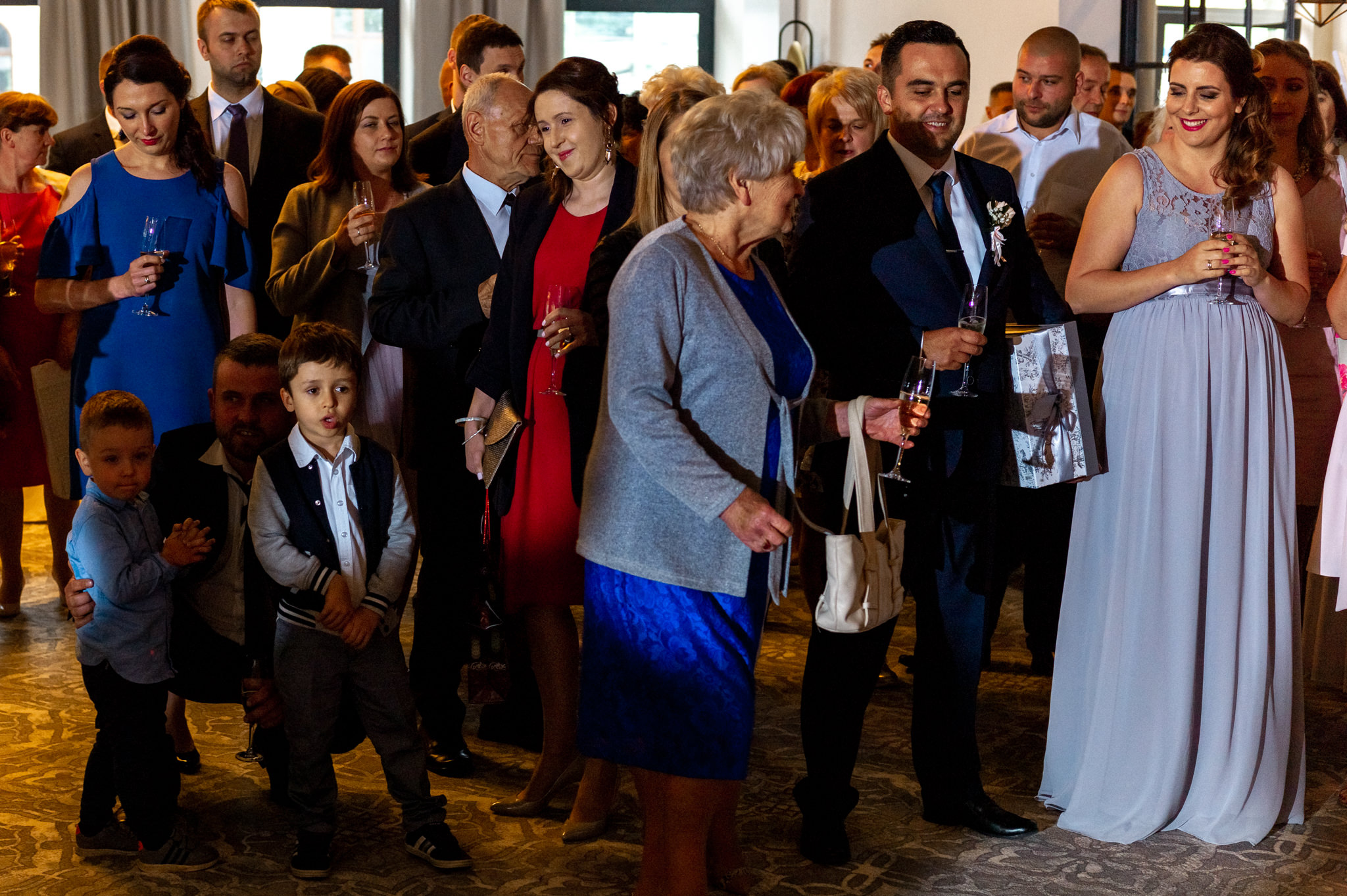 Ślub w Bazylice Basi i Piotra | Pałac Polanka 27