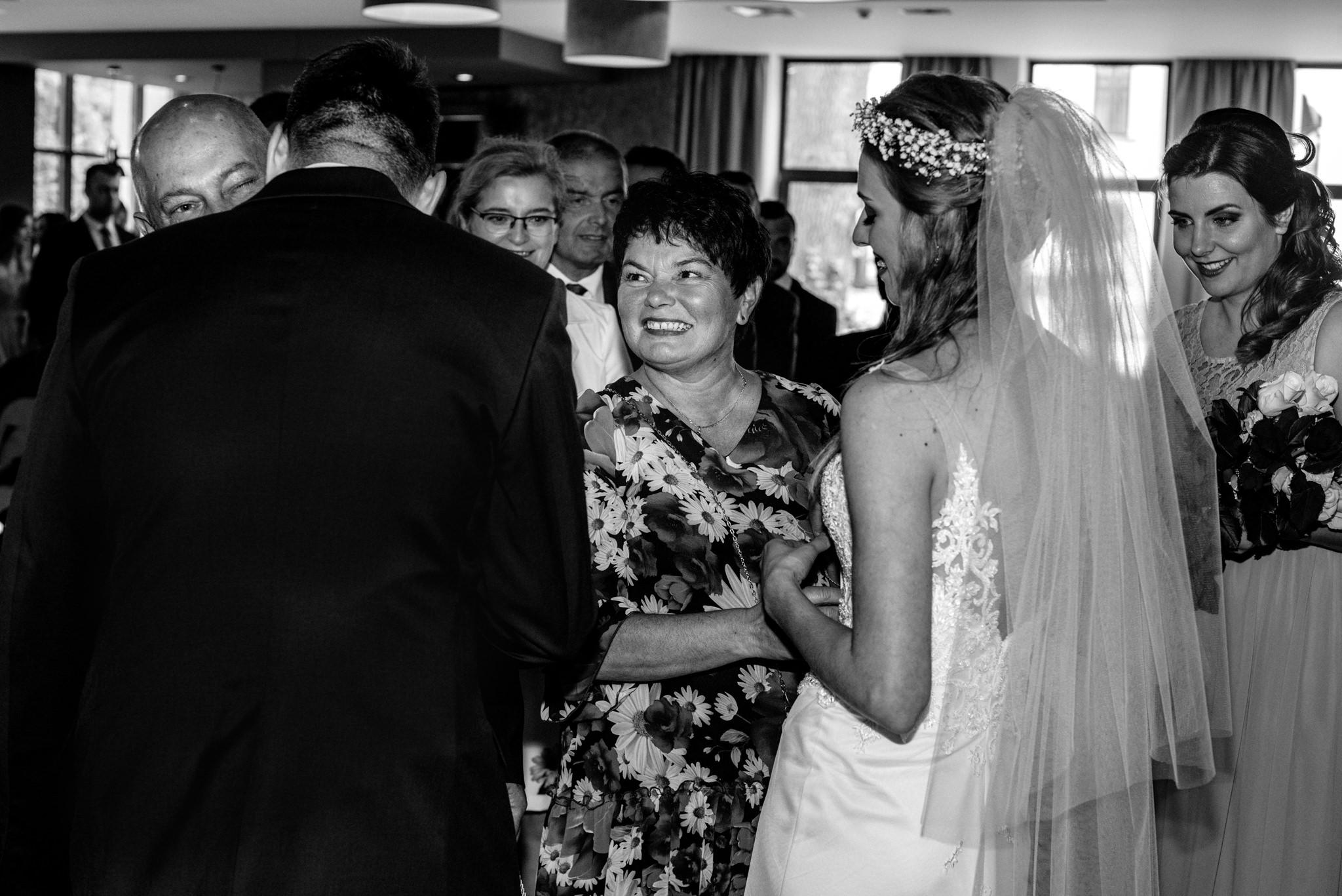 Ślub w Bazylice Basi i Piotra | Pałac Polanka 30