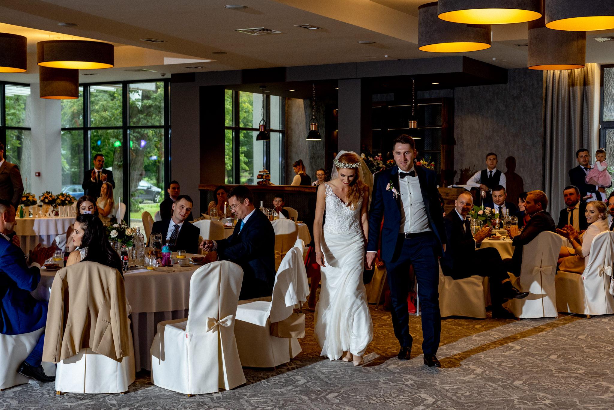 Ślub w Bazylice Basi i Piotra | Pałac Polanka 35