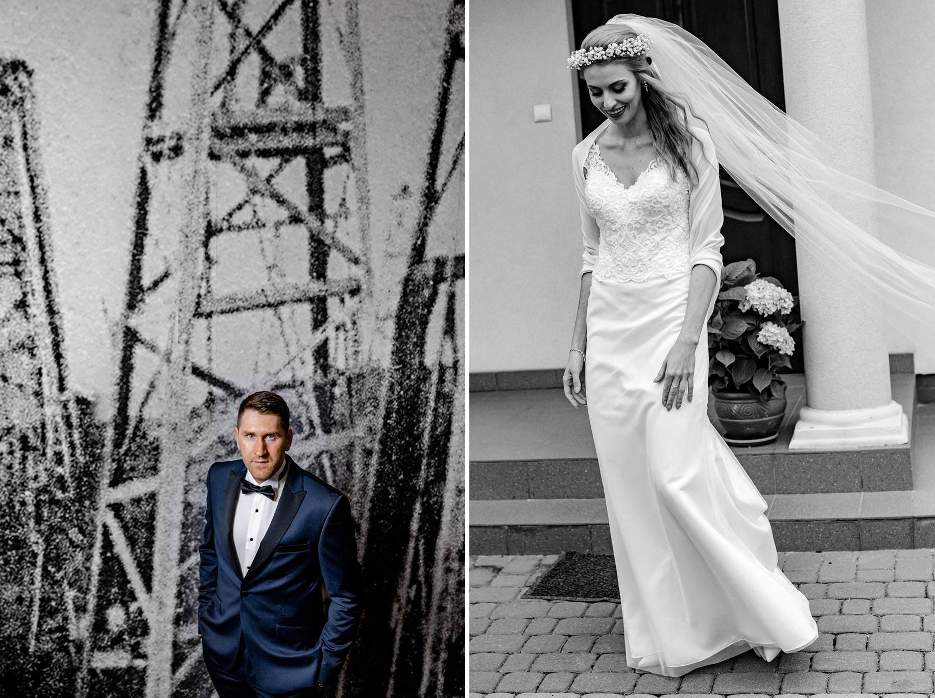 Ślub w Bazylice Basi i Piotra | Pałac Polanka 3