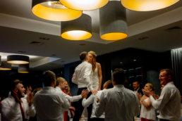 Wspaniałe przyjęcie ślubne Basi i Piotra w Pałacu Polanka 5