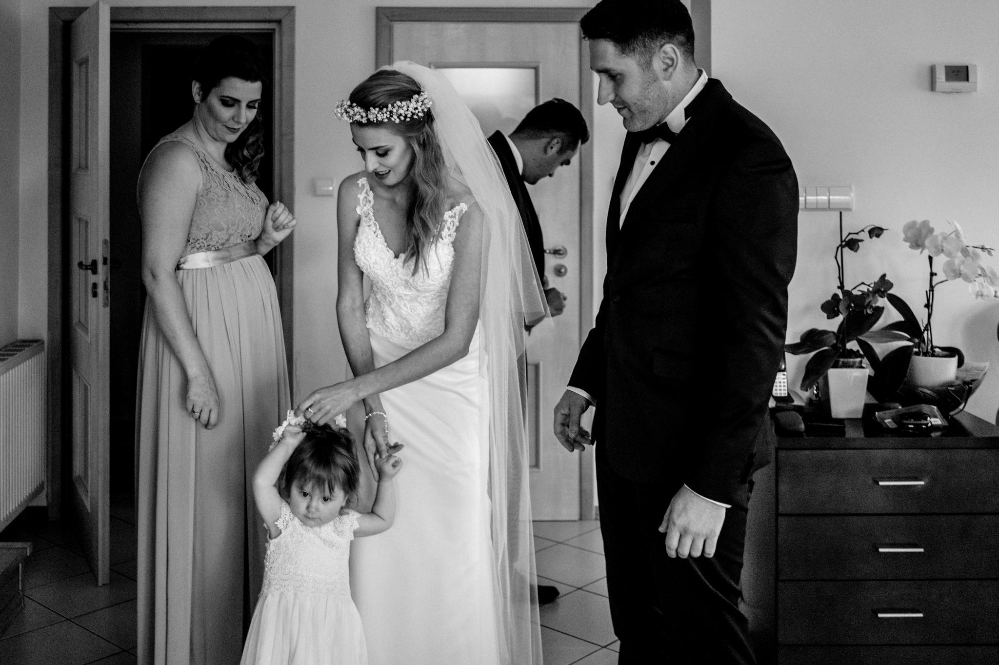 Ślub w Bazylice Basi i Piotra | Pałac Polanka 5