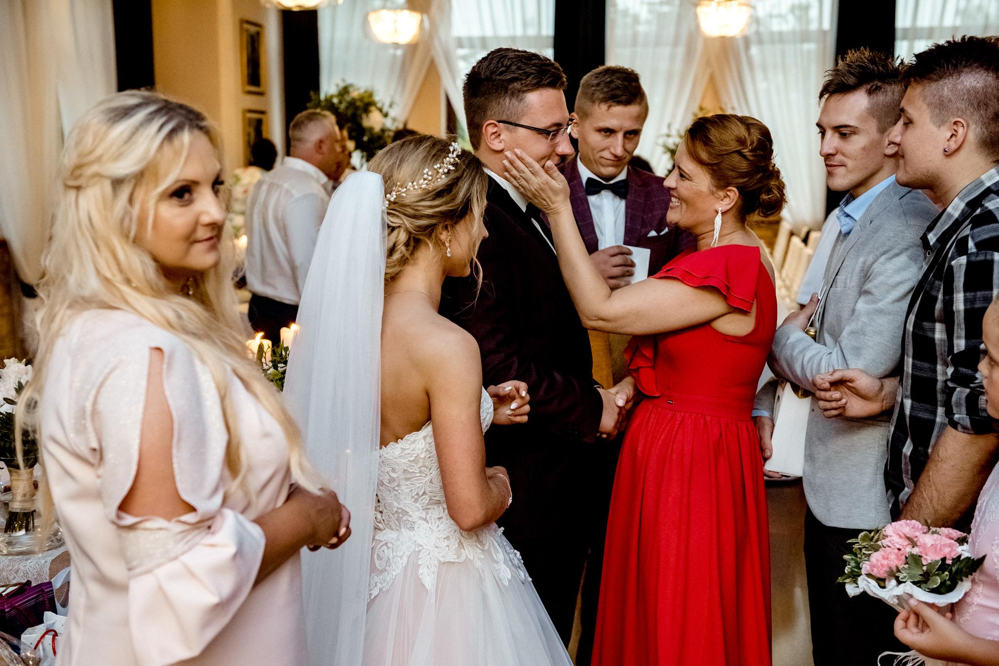Przyjęcie ślubne Patrycji i Jakuba | Zajazd Pod Lipą 40