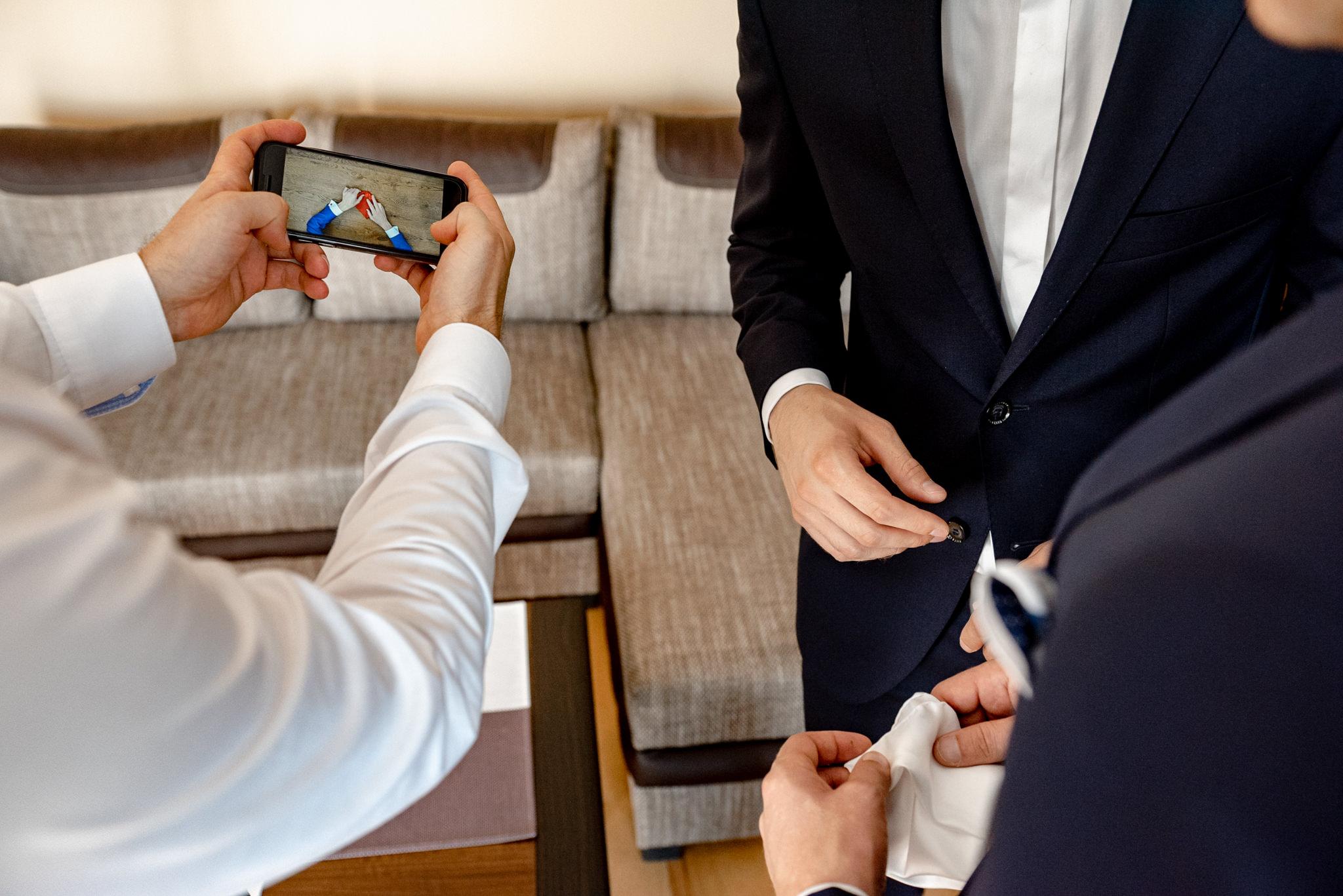 Szczególny ślub Karoliny i Tomka | hotel Forest 9