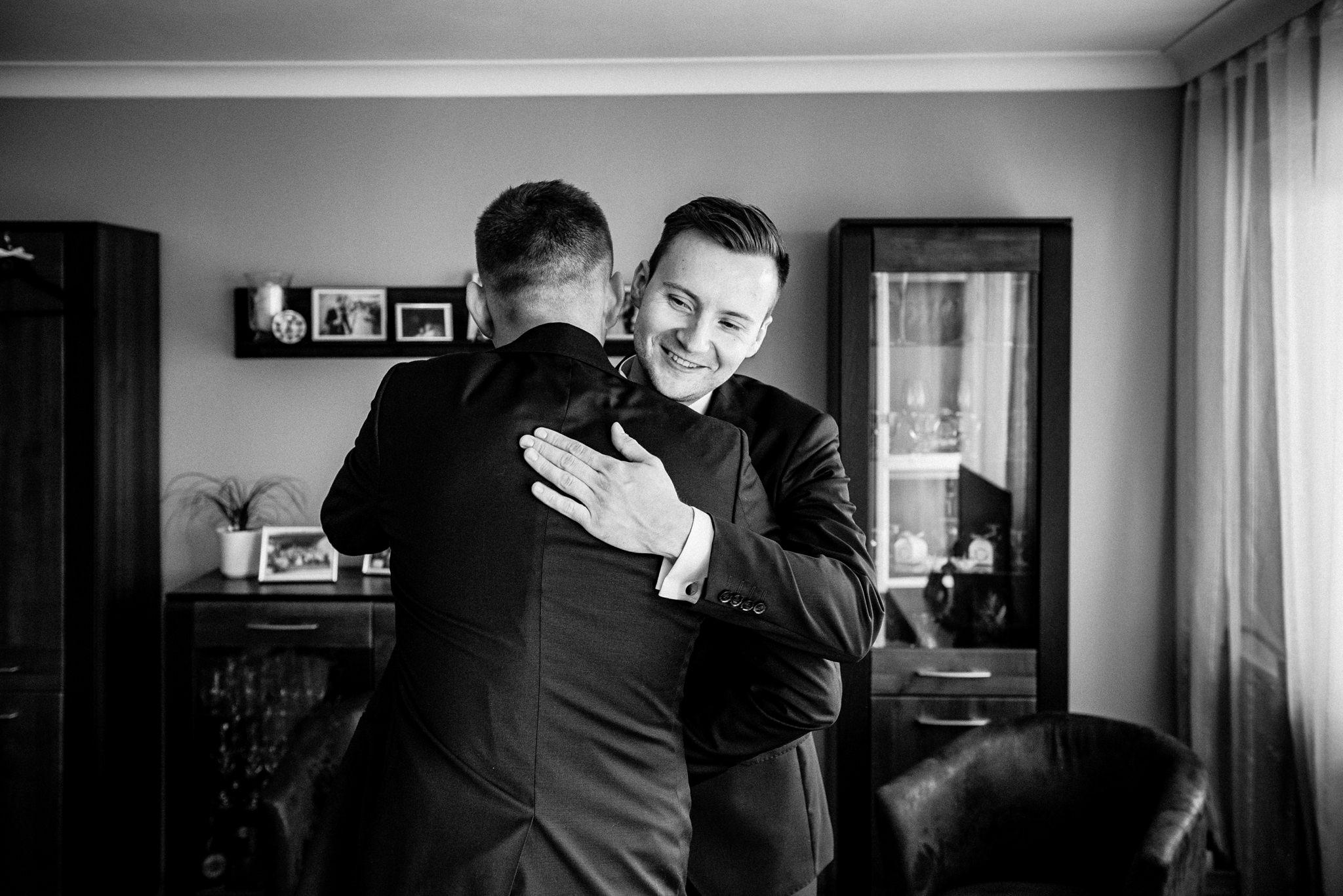 Szczególny ślub Karoliny i Tomka | hotel Forest 11