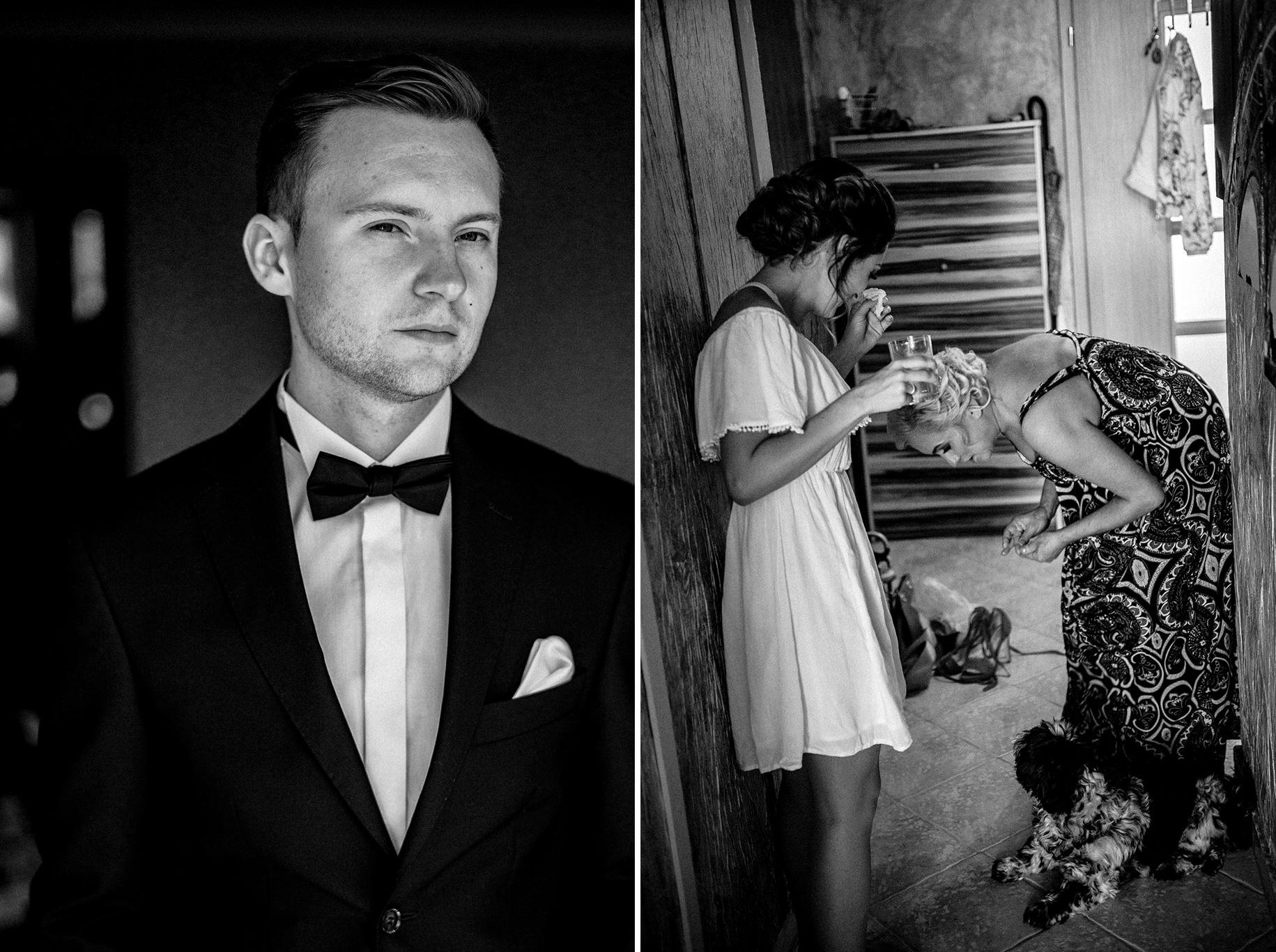 Szczególny ślub Karoliny i Tomka | hotel Forest 12