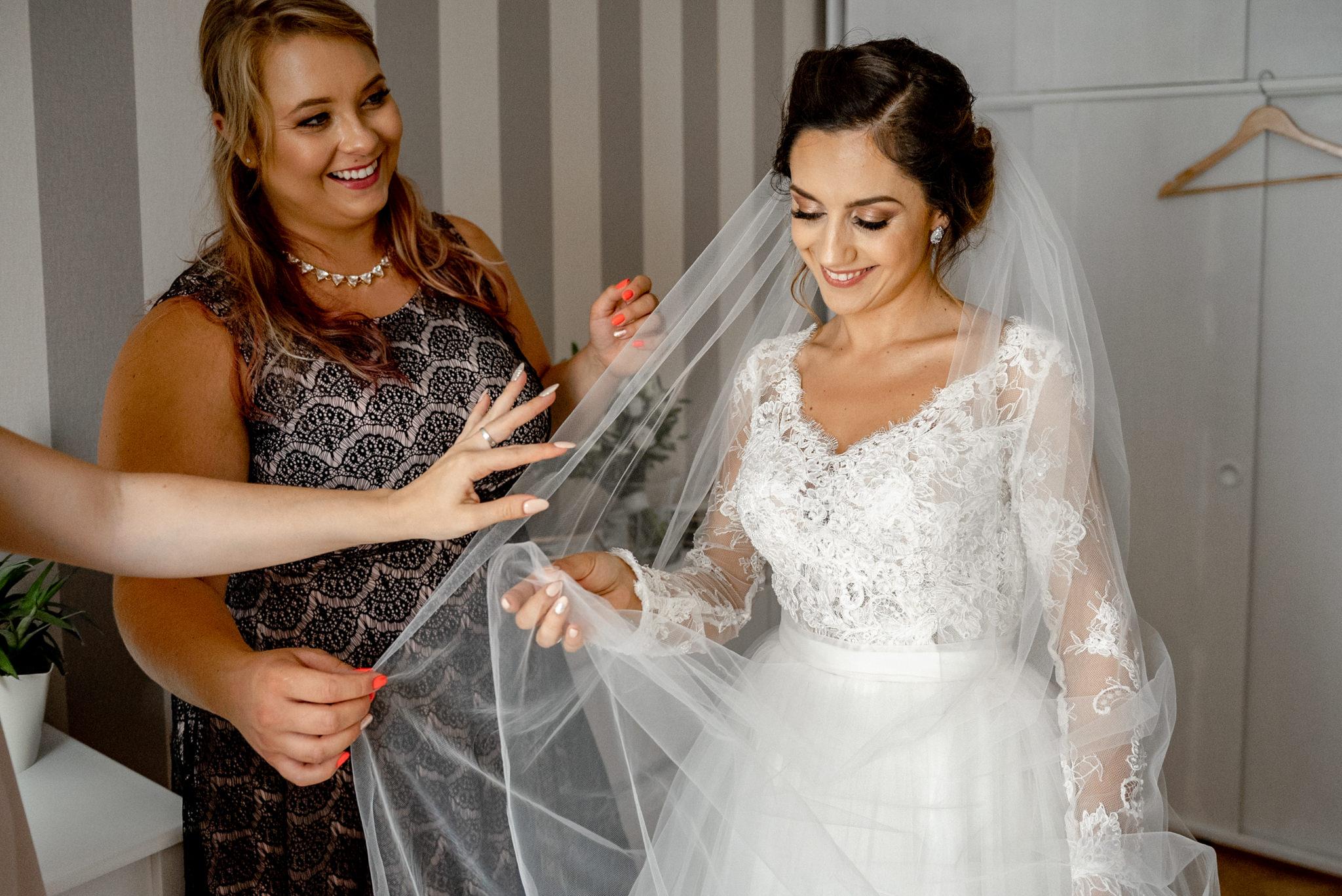 Szczególny ślub Karoliny i Tomka | hotel Forest 20