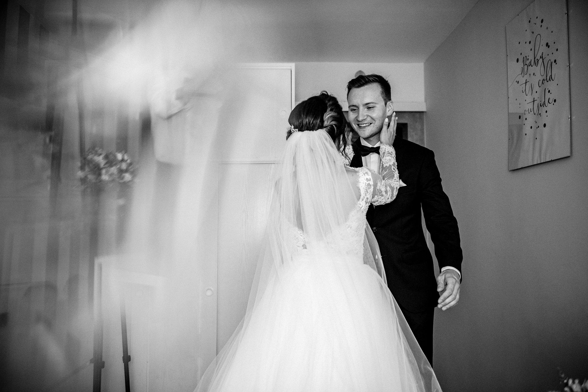 Szczególny ślub Karoliny i Tomka | hotel Forest 21