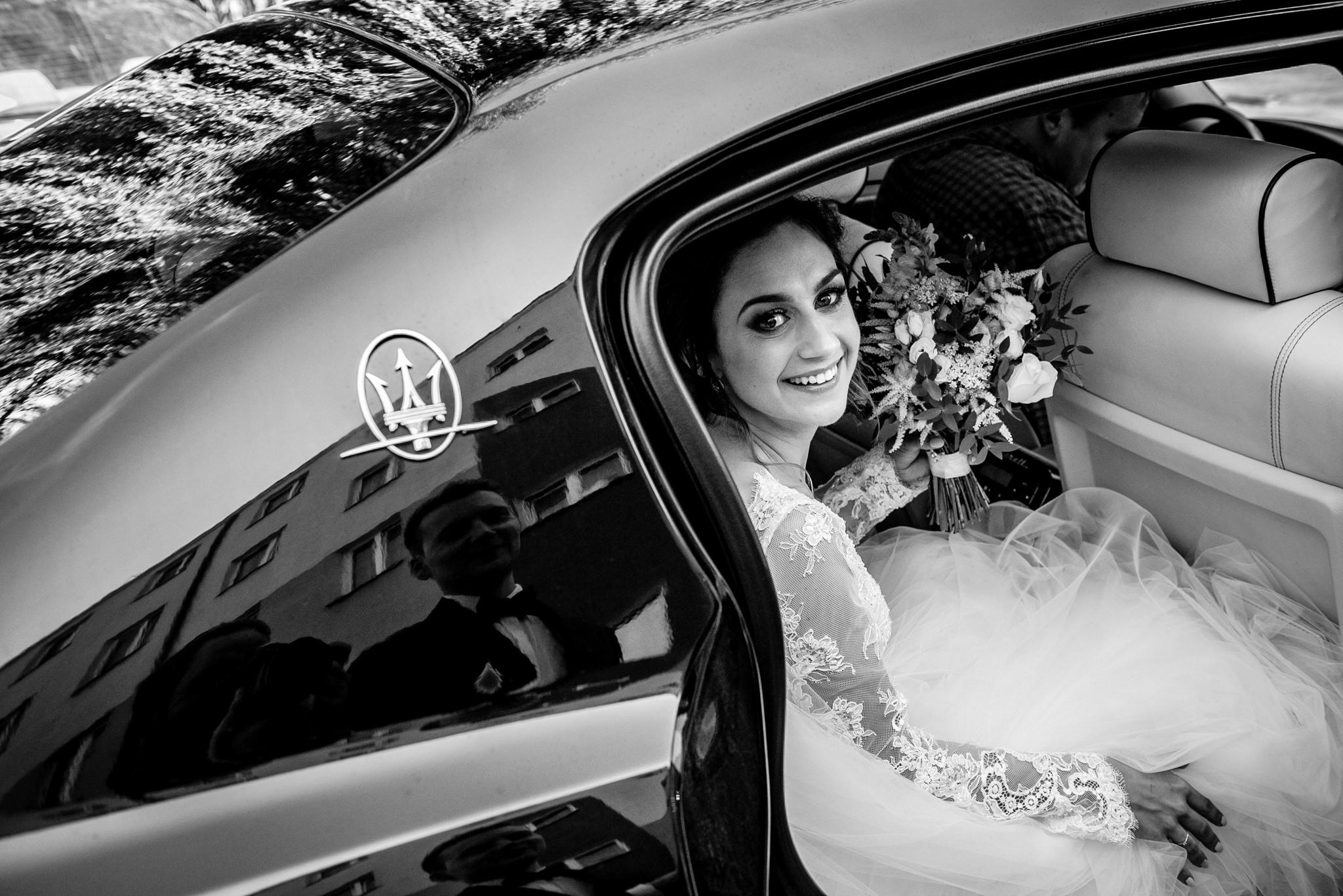 Szczególny ślub Karoliny i Tomka | hotel Forest 24