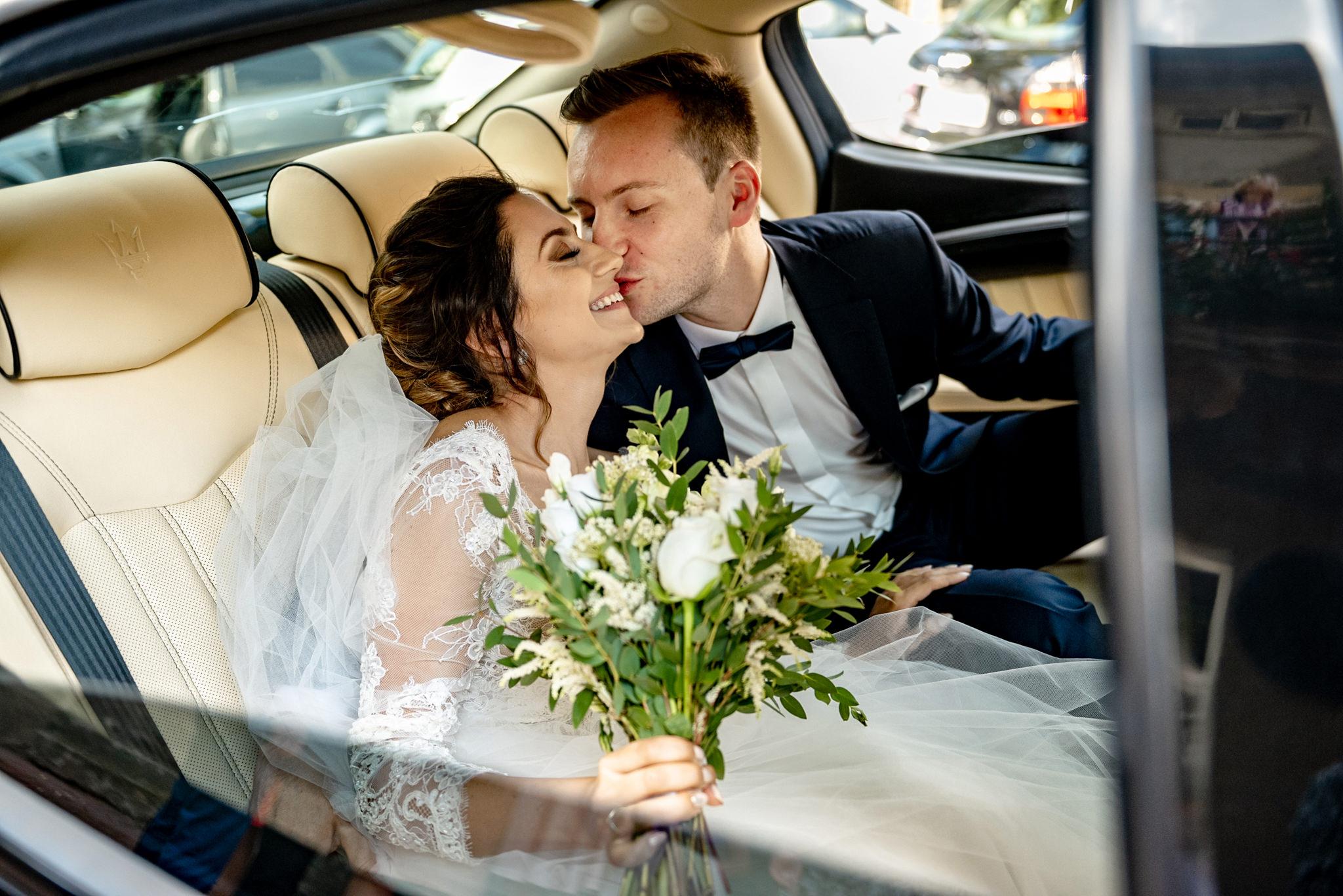 Szczególny ślub Karoliny i Tomka | hotel Forest 26