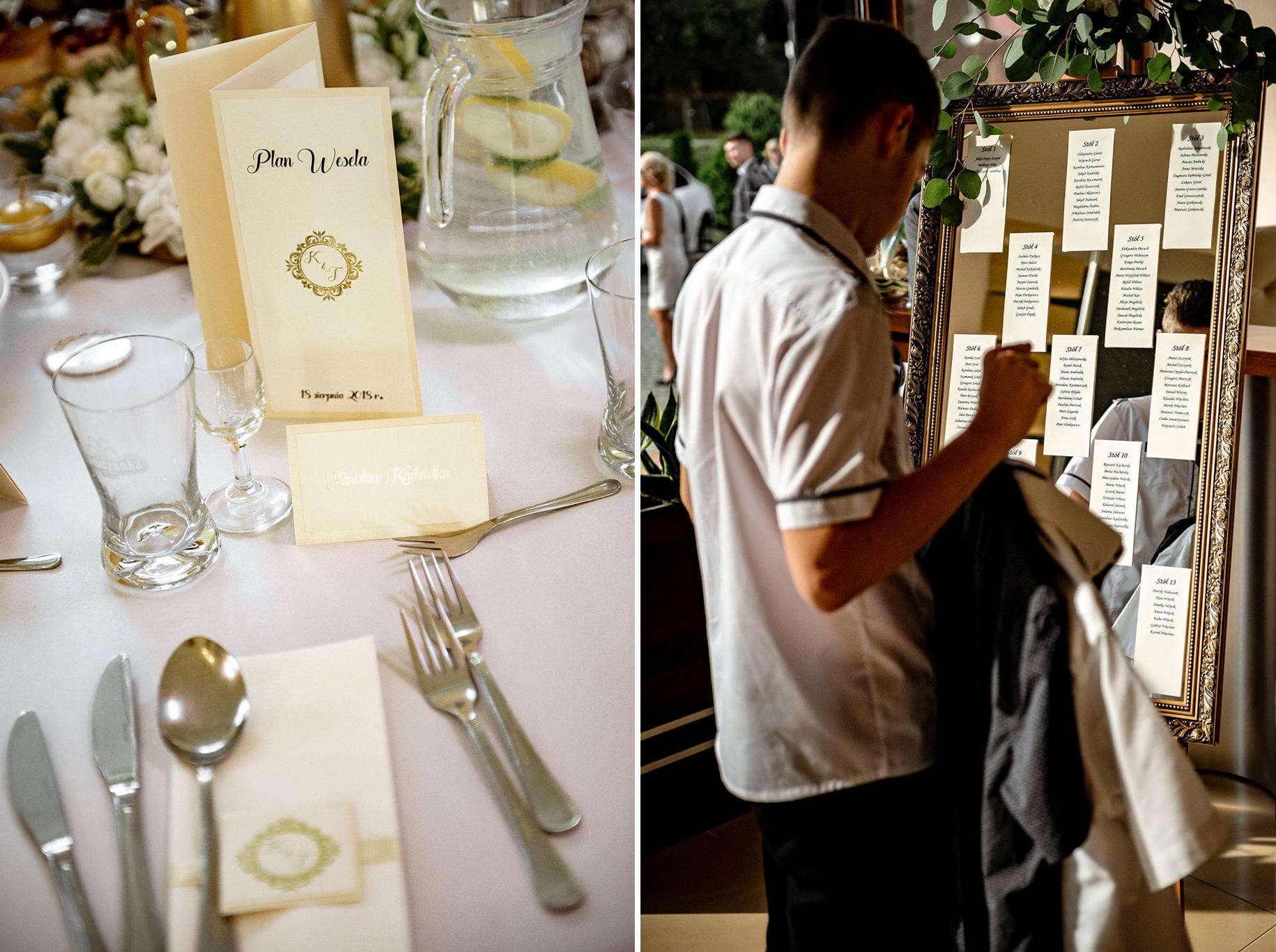 Szczególny ślub Karoliny i Tomka | hotel Forest 38