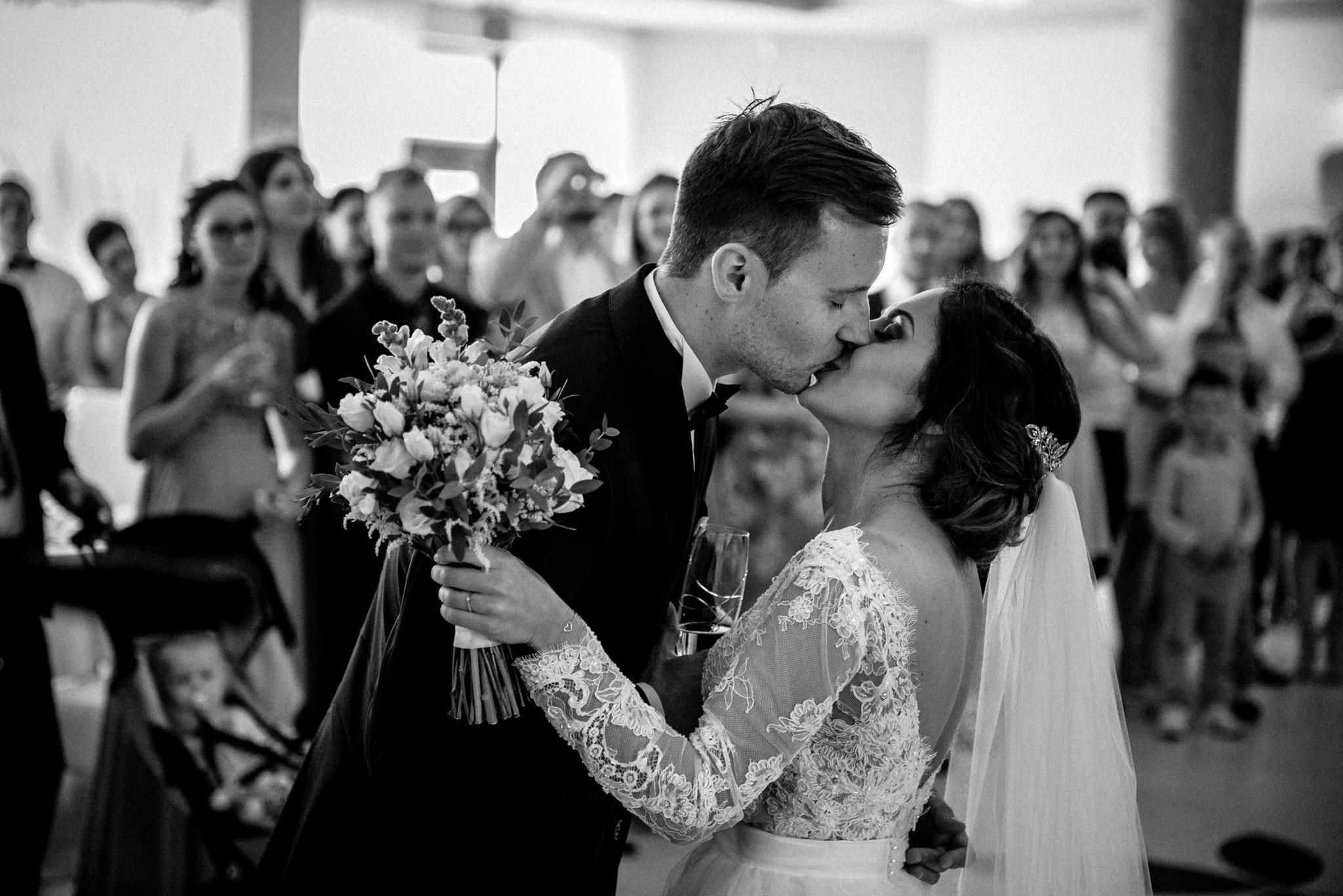 Szczególny ślub Karoliny i Tomka | hotel Forest 44