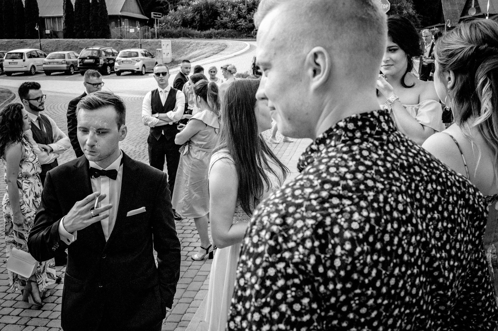 Szczególny ślub Karoliny i Tomka | hotel Forest 48