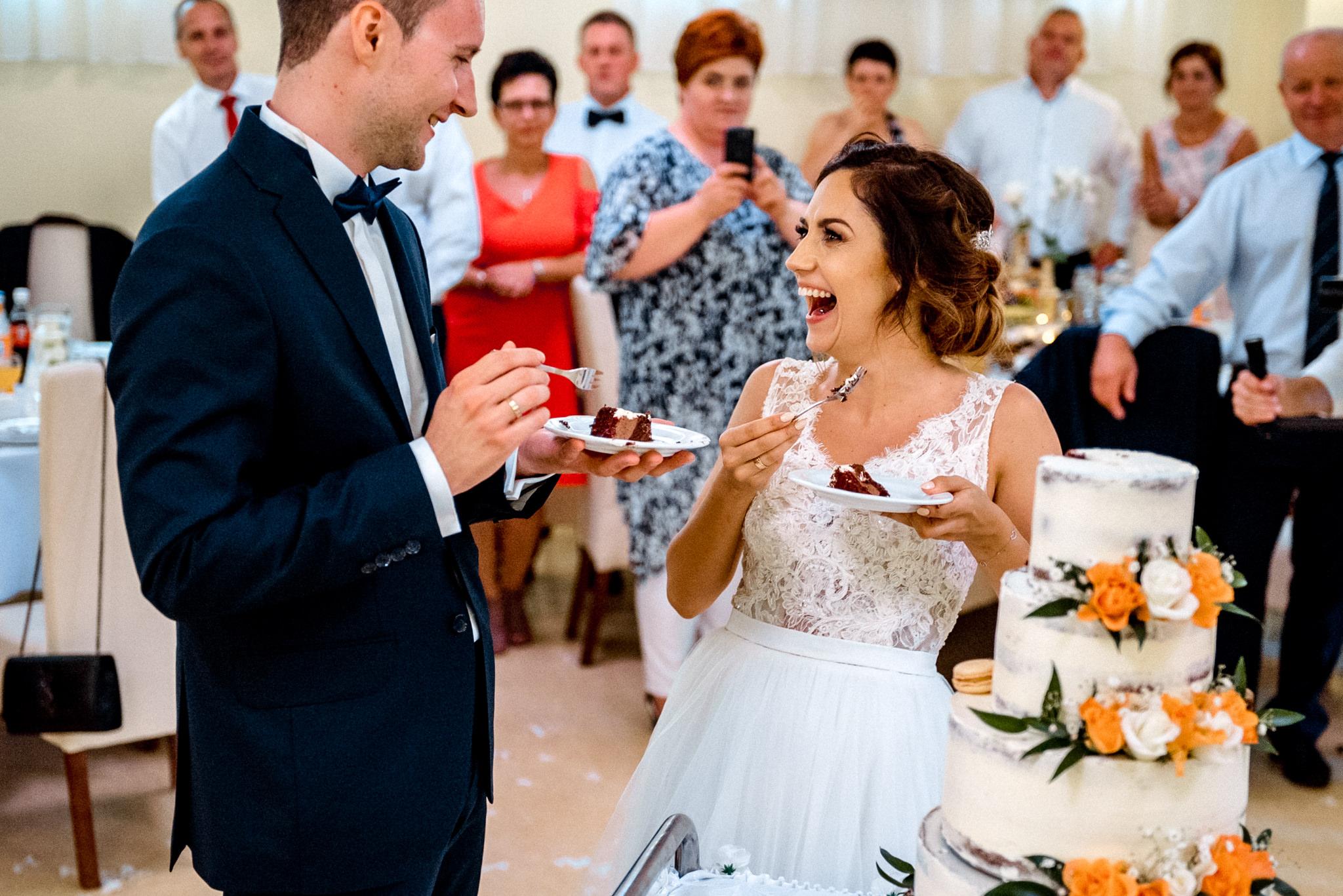 Szczególny ślub Karoliny i Tomka | hotel Forest 55