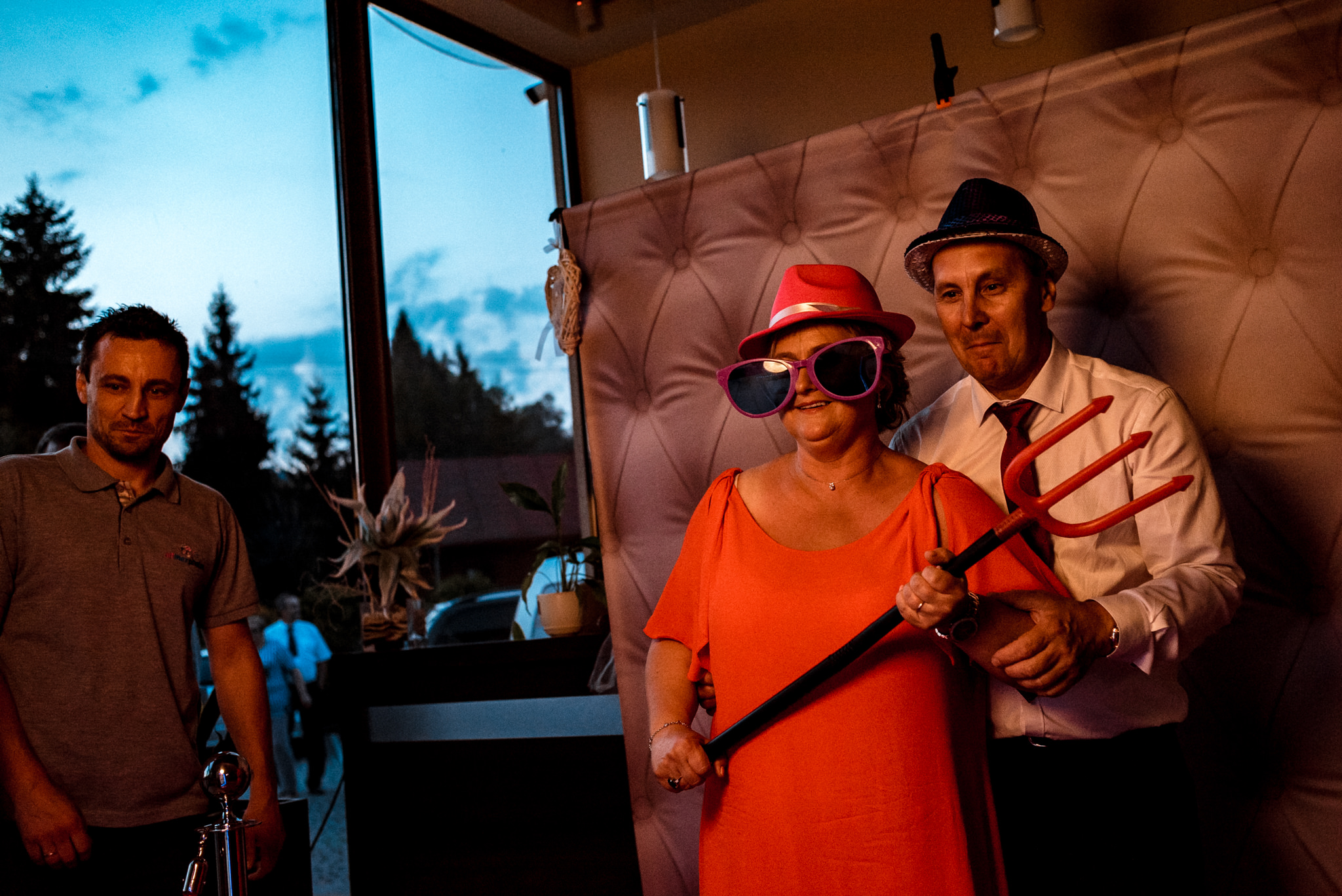 Szczególny ślub Karoliny i Tomka | hotel Forest 61