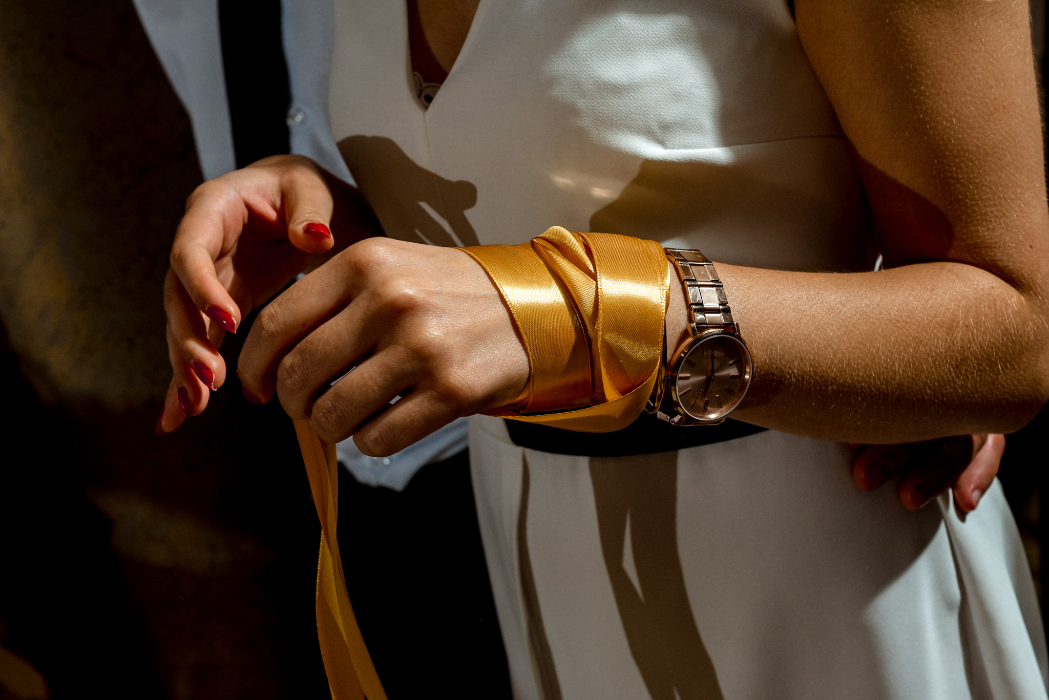 Szczególny ślub Karoliny i Tomka | hotel Forest 74