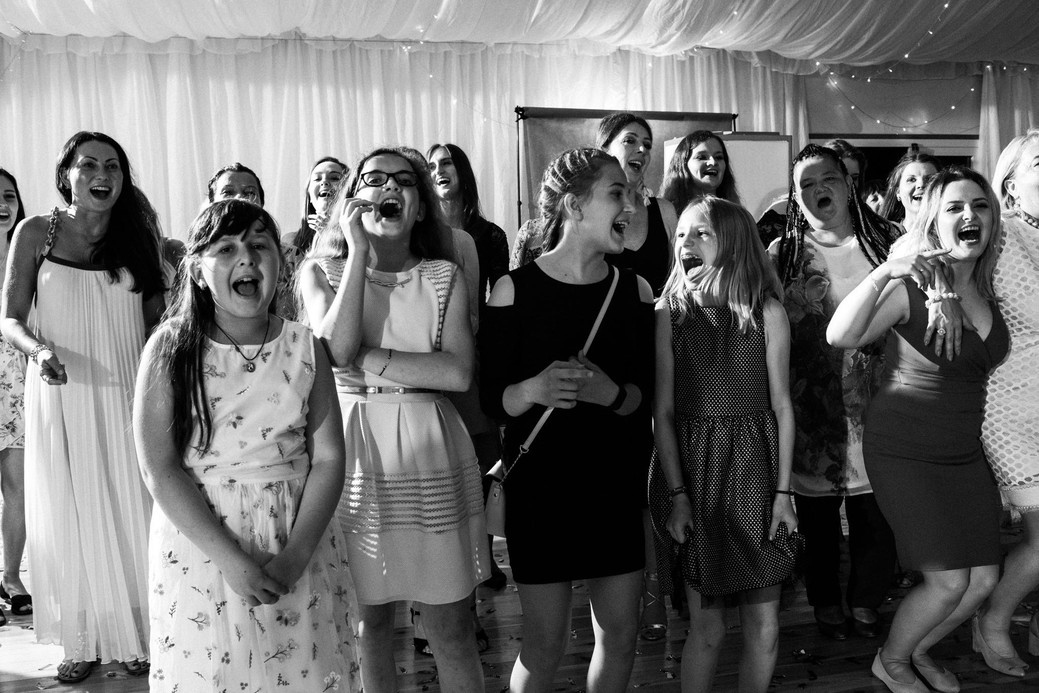 Plenerowe wesele w namiocie Ani i Maćka   Pałac w Olszanicy 100
