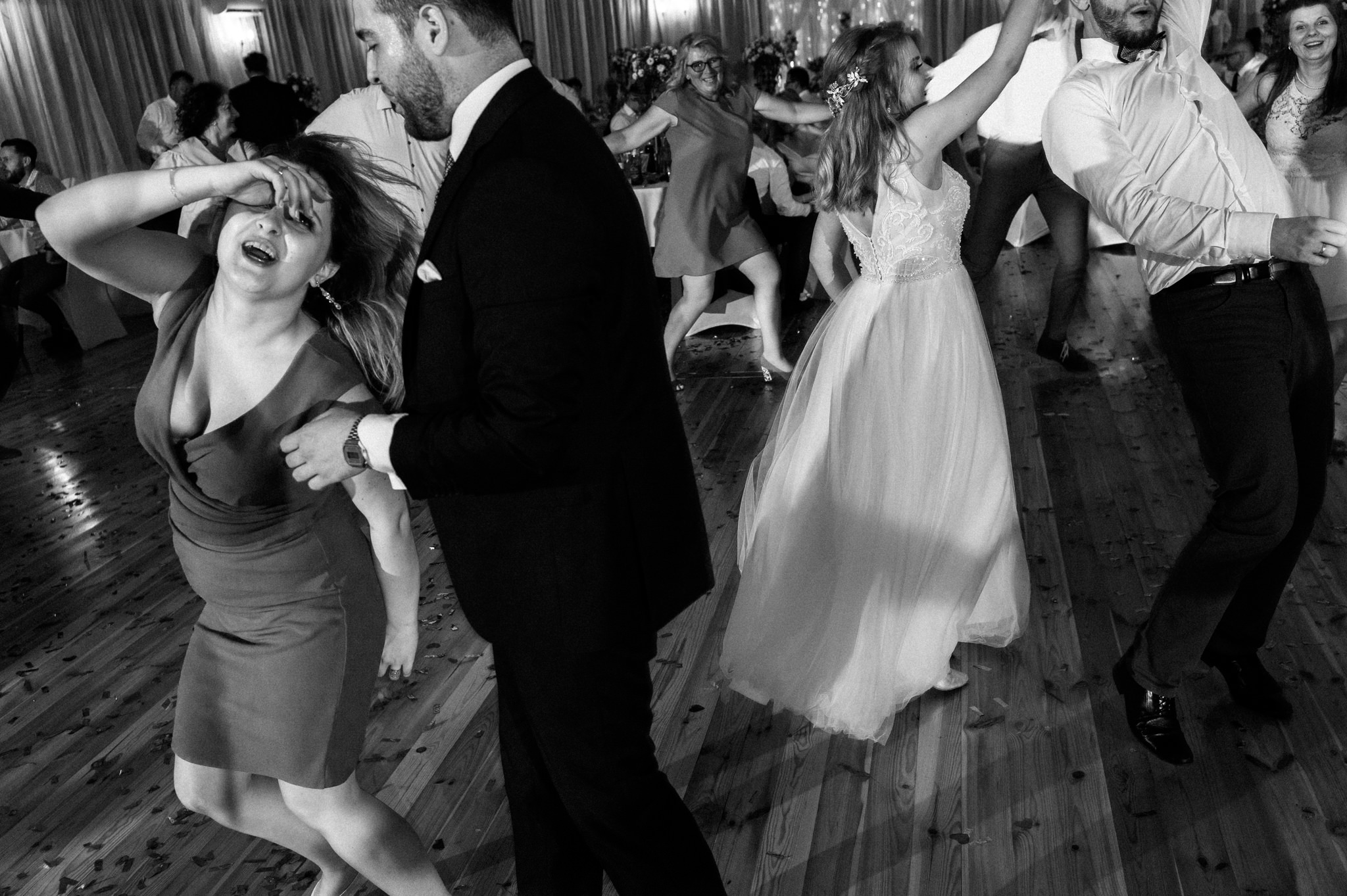 Plenerowe wesele w namiocie Ani i Maćka   Pałac w Olszanicy 103