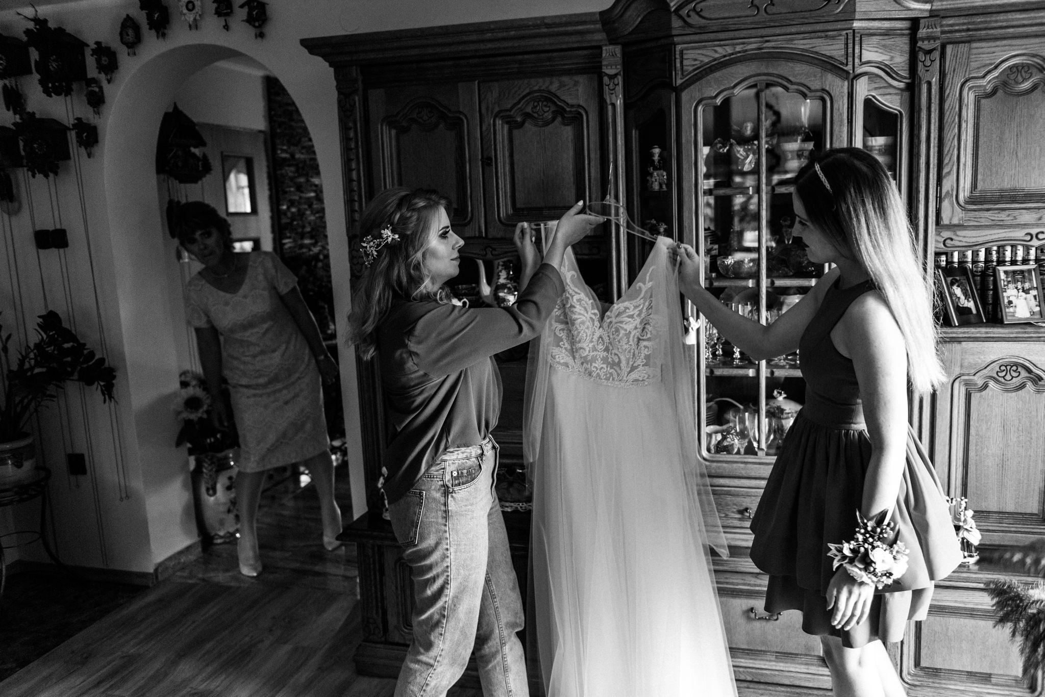 Plenerowe wesele w namiocie Ani i Maćka   Pałac w Olszanicy 12