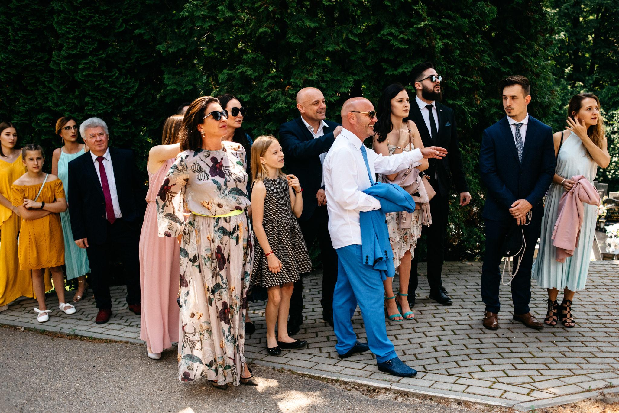 Plenerowe wesele w namiocie Ani i Maćka   Pałac w Olszanicy 25