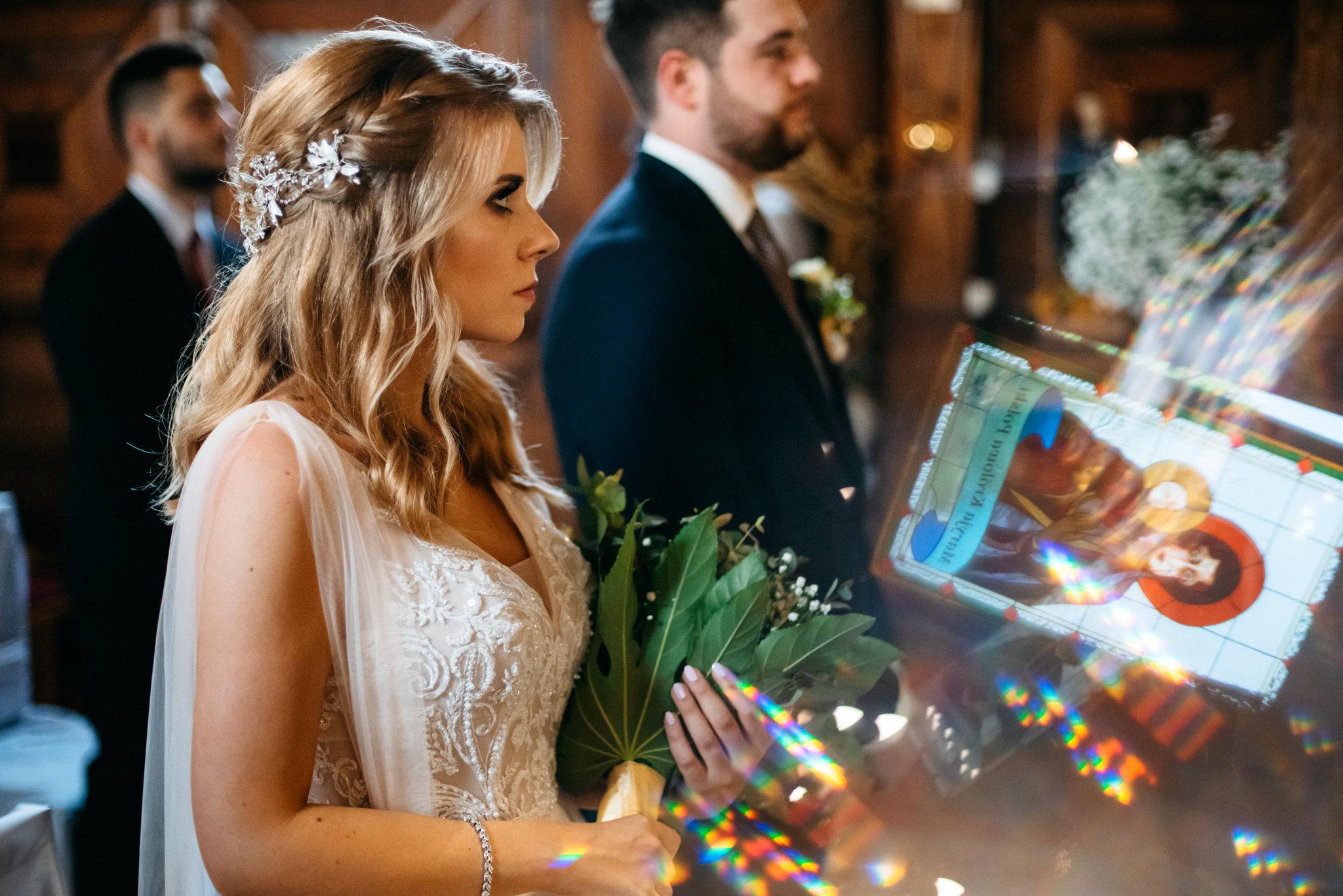 Plenerowe wesele w namiocie Ani i Maćka   Pałac w Olszanicy 31