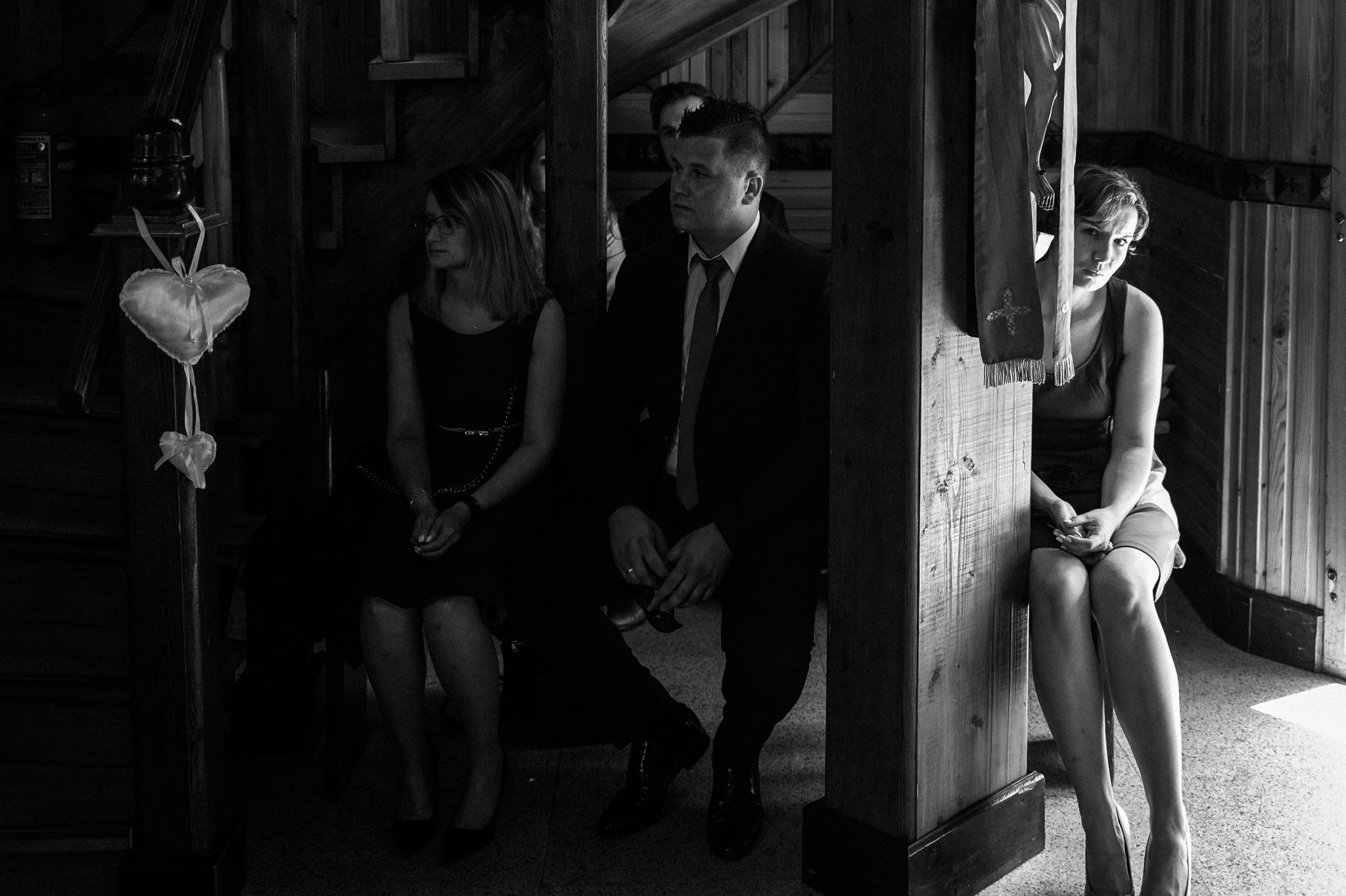 Plenerowe wesele w namiocie Ani i Maćka   Pałac w Olszanicy 32