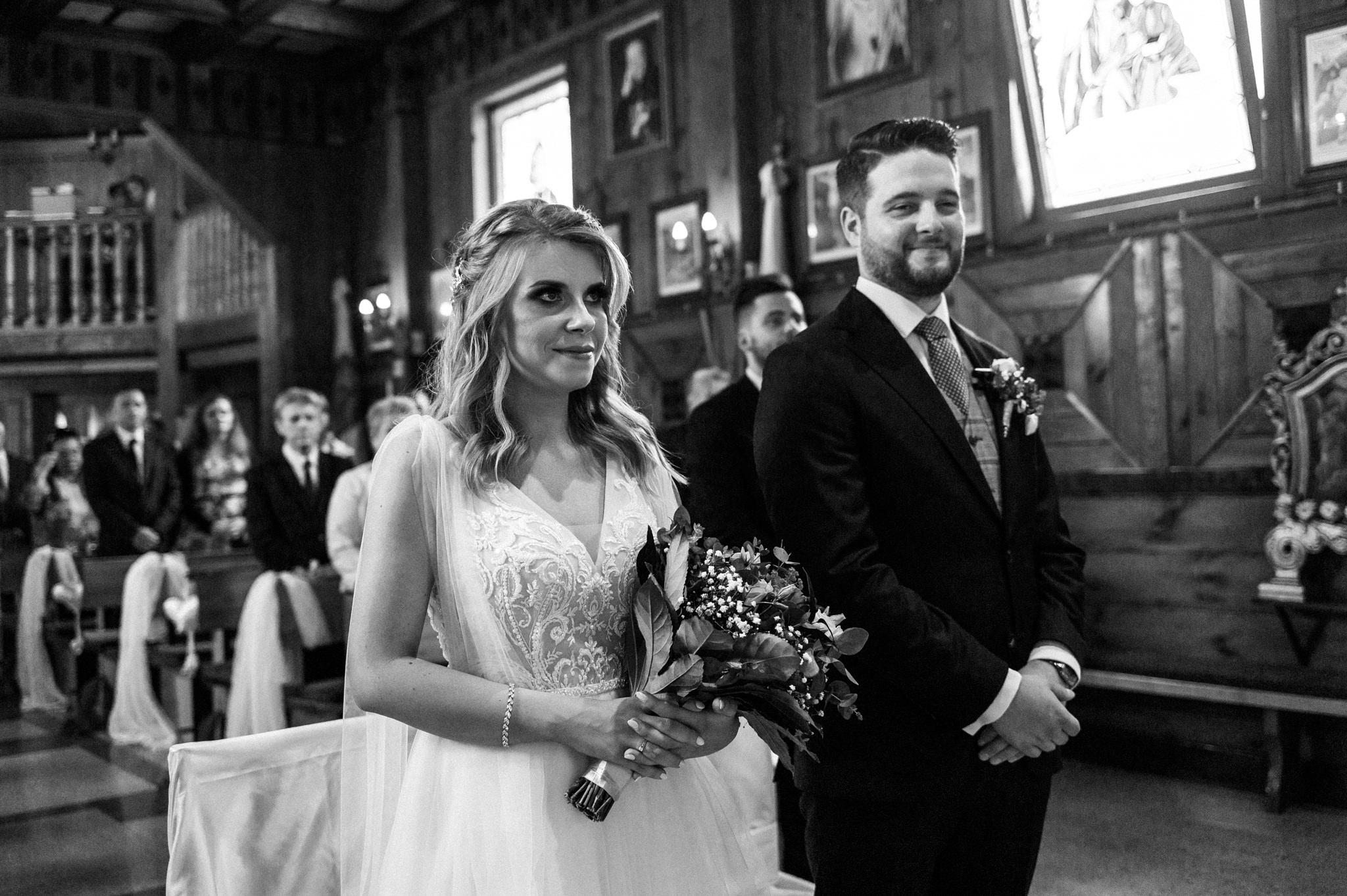 Plenerowe wesele w namiocie Ani i Maćka   Pałac w Olszanicy 37