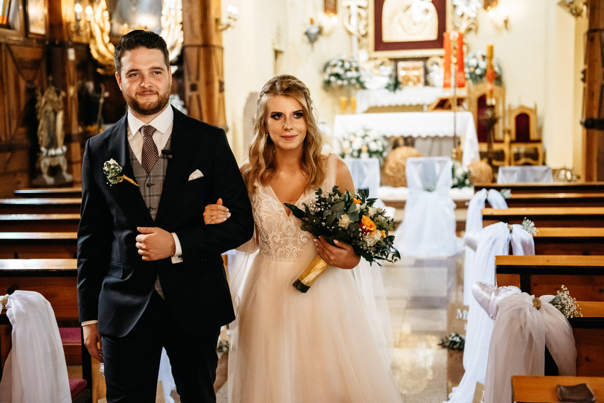 Plenerowe wesele w namiocie Ani i Maćka   Pałac w Olszanicy 39