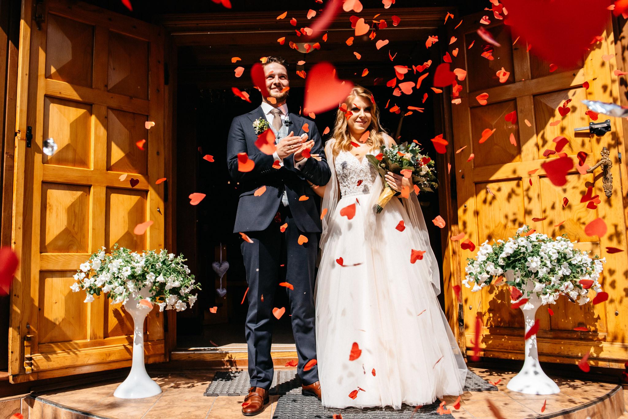 Plenerowe wesele w namiocie Ani i Maćka   Pałac w Olszanicy 40