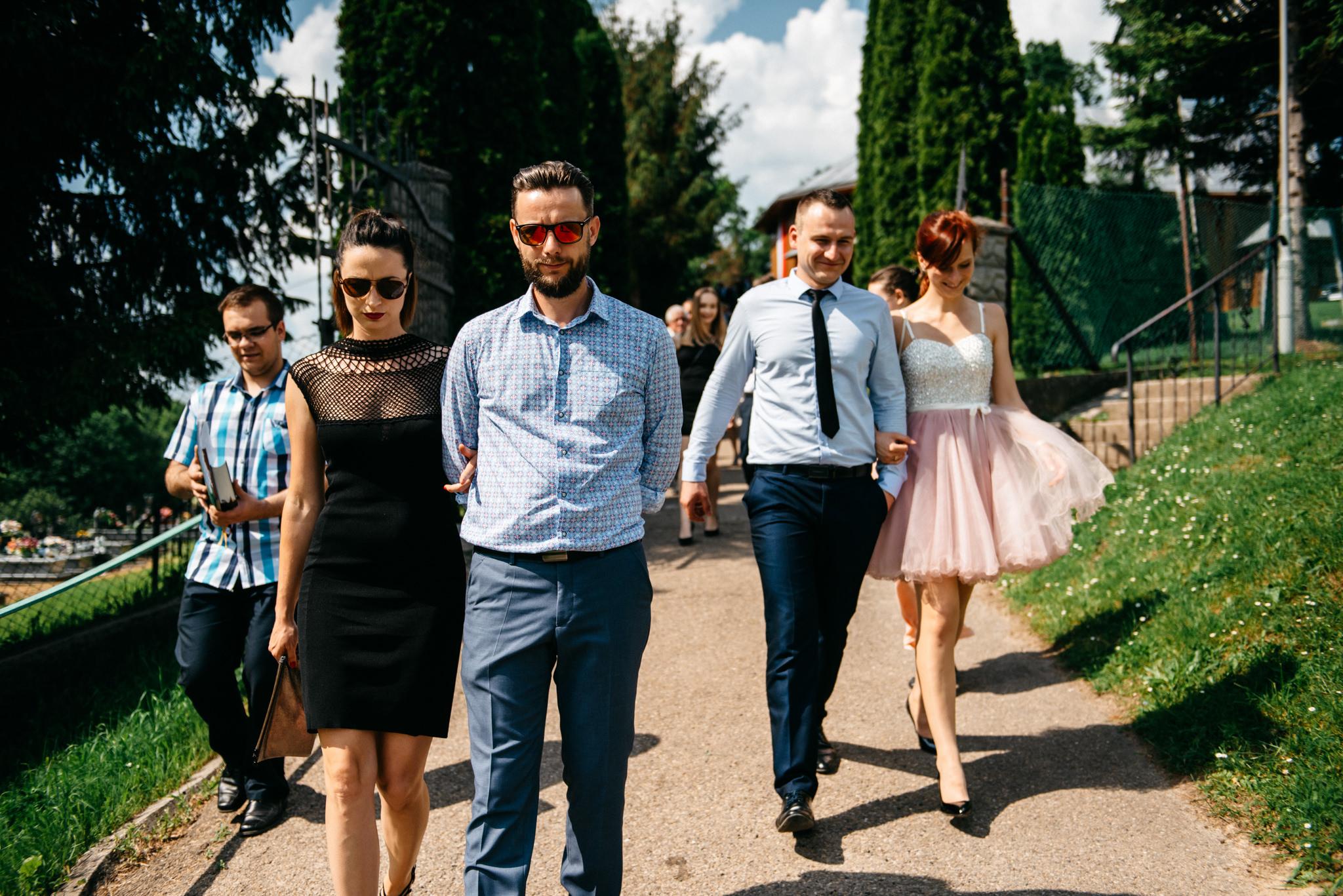 Plenerowe wesele w namiocie Ani i Maćka   Pałac w Olszanicy 44
