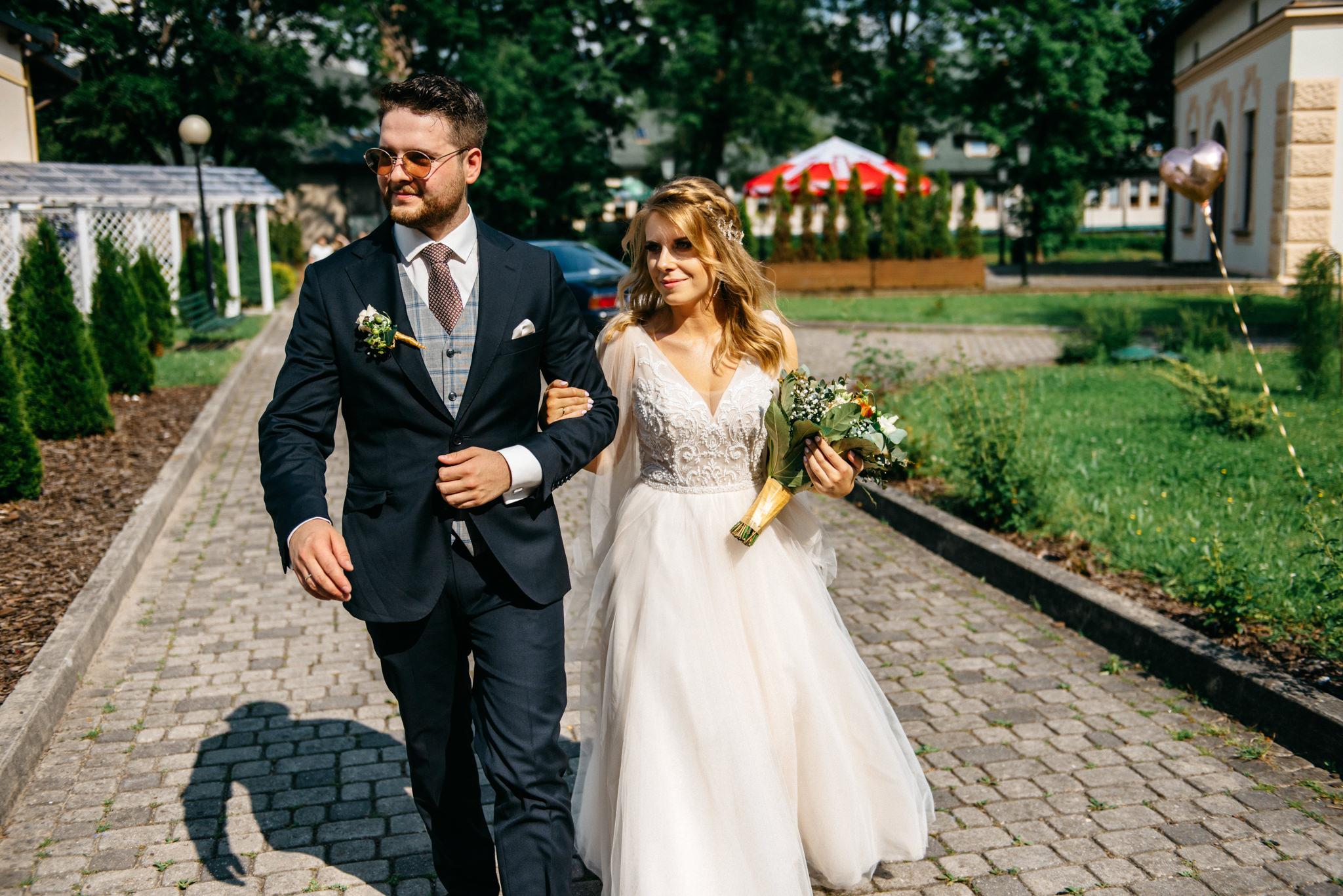 Plenerowe wesele w namiocie Ani i Maćka   Pałac w Olszanicy 52