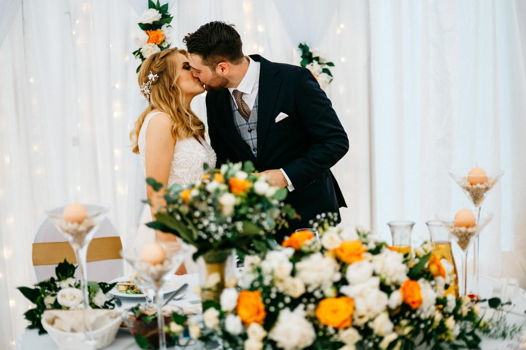 Plenerowe wesele w namiocie Ani i Maćka   Pałac w Olszanicy 58
