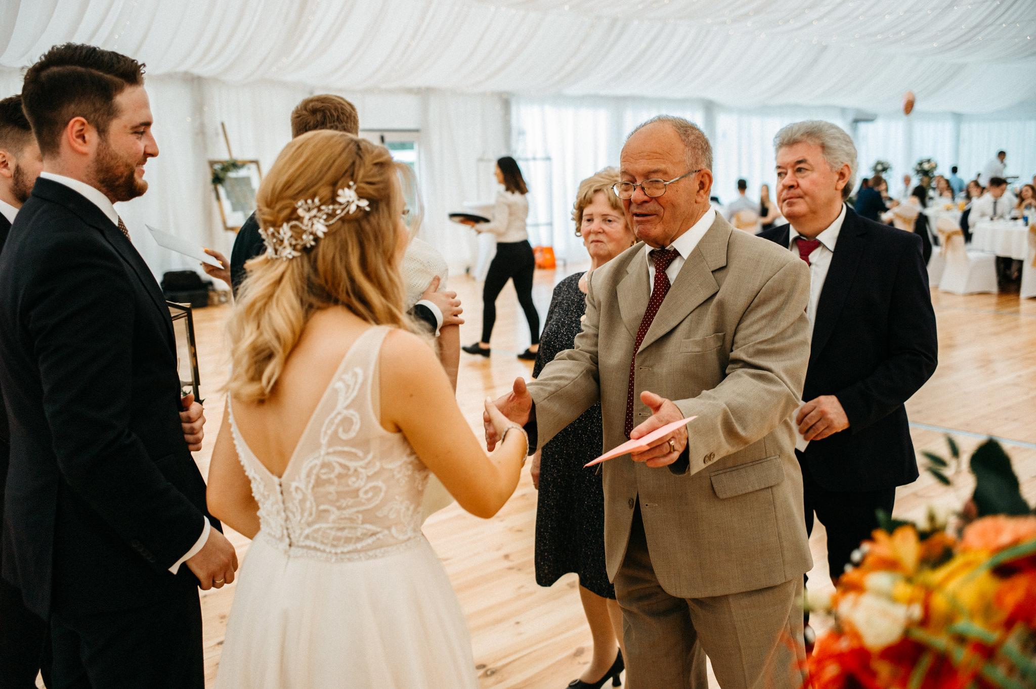 Plenerowe wesele w namiocie Ani i Maćka   Pałac w Olszanicy 59
