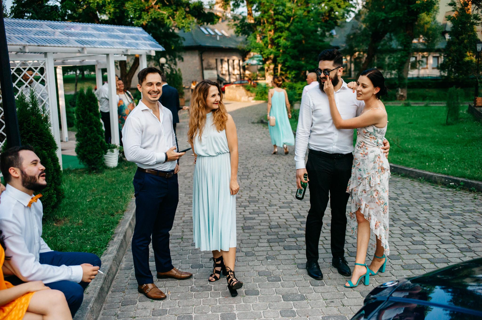 Plenerowe wesele w namiocie Ani i Maćka   Pałac w Olszanicy 74