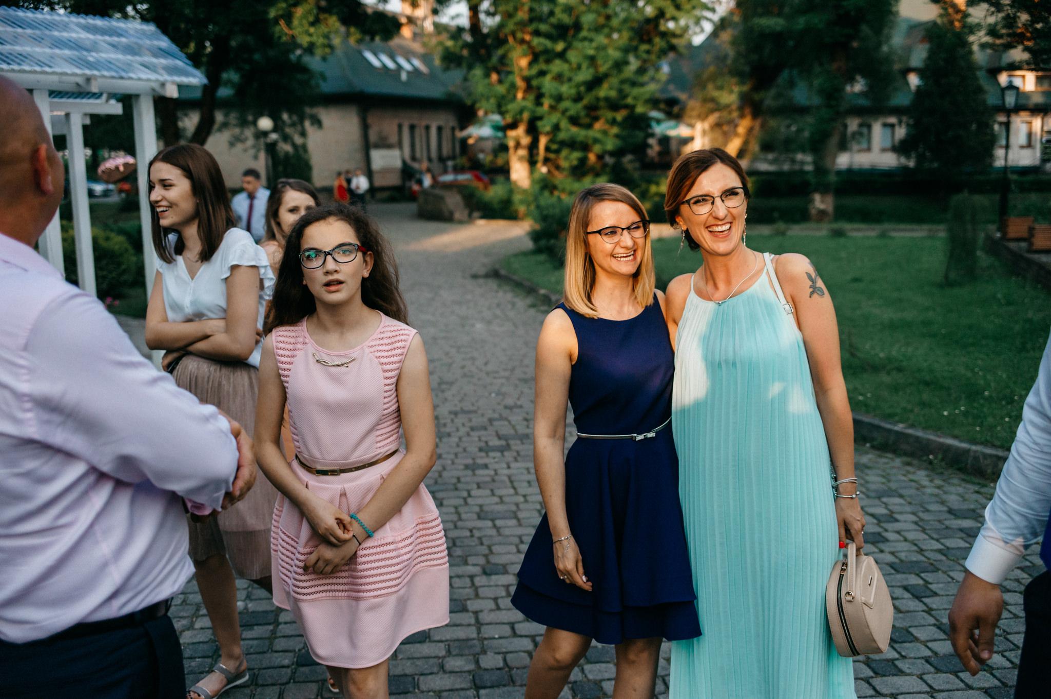 Plenerowe wesele w namiocie Ani i Maćka   Pałac w Olszanicy 77