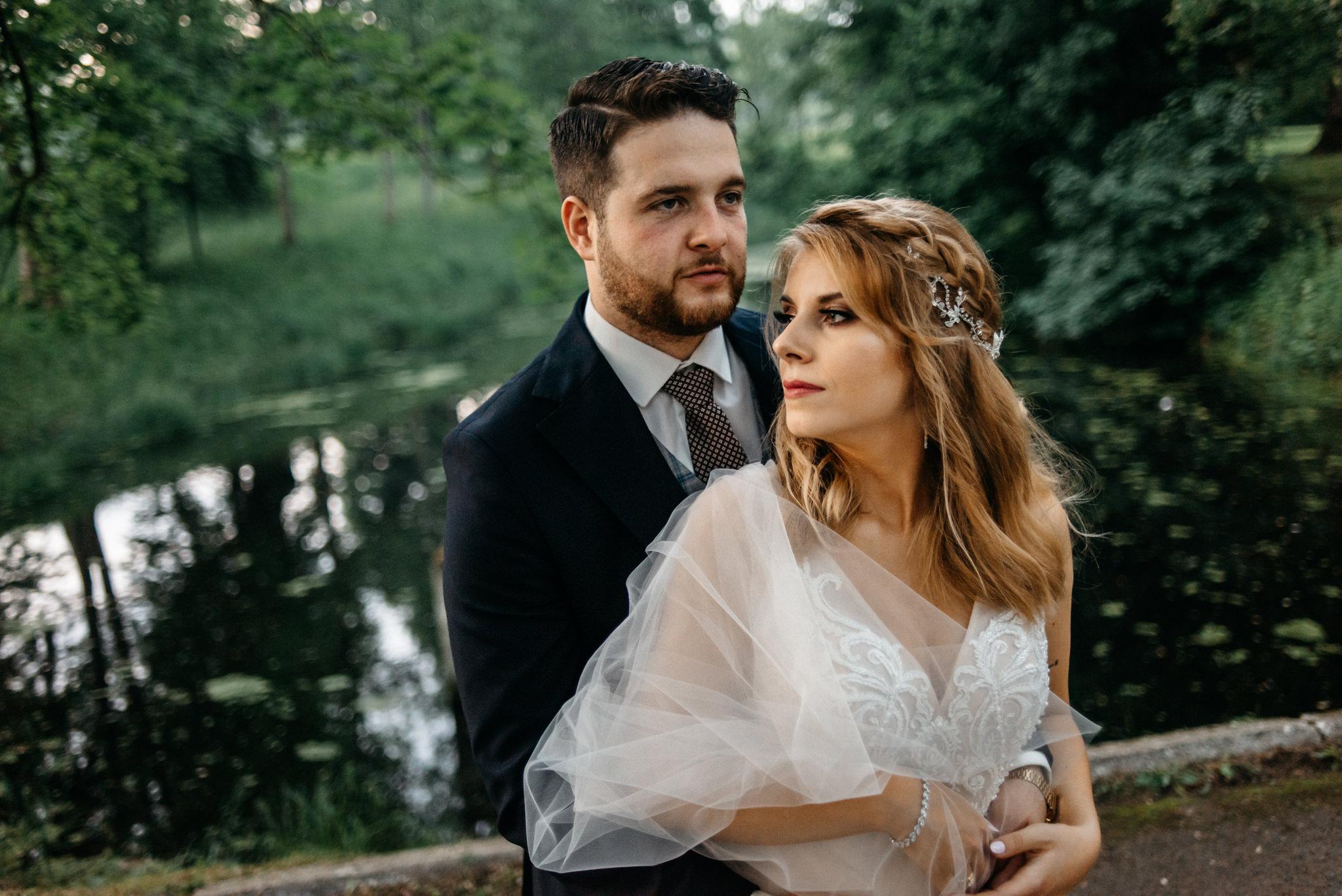 Plenerowe wesele w namiocie Ani i Maćka   Pałac w Olszanicy 82