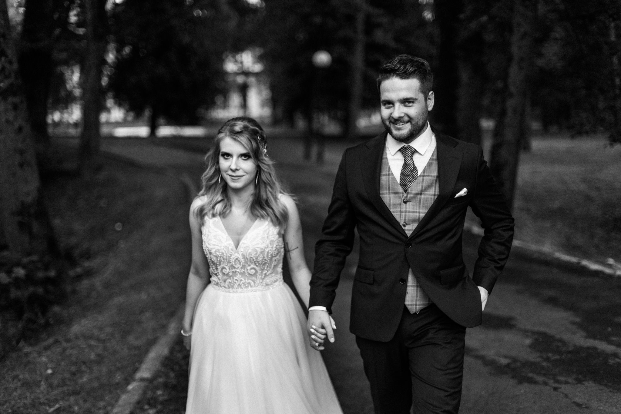 Plenerowe wesele w namiocie Ani i Maćka   Pałac w Olszanicy 84